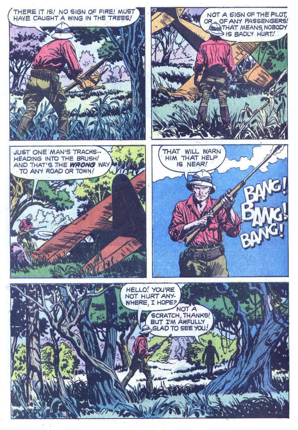 Four Color Comics issue 1020 - Page 4