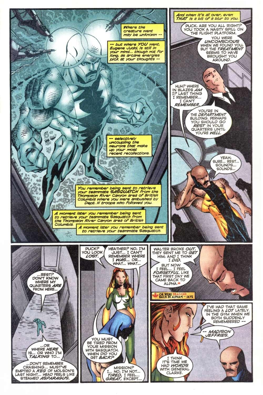 Read online Alpha Flight (1997) comic -  Issue #7 - 16