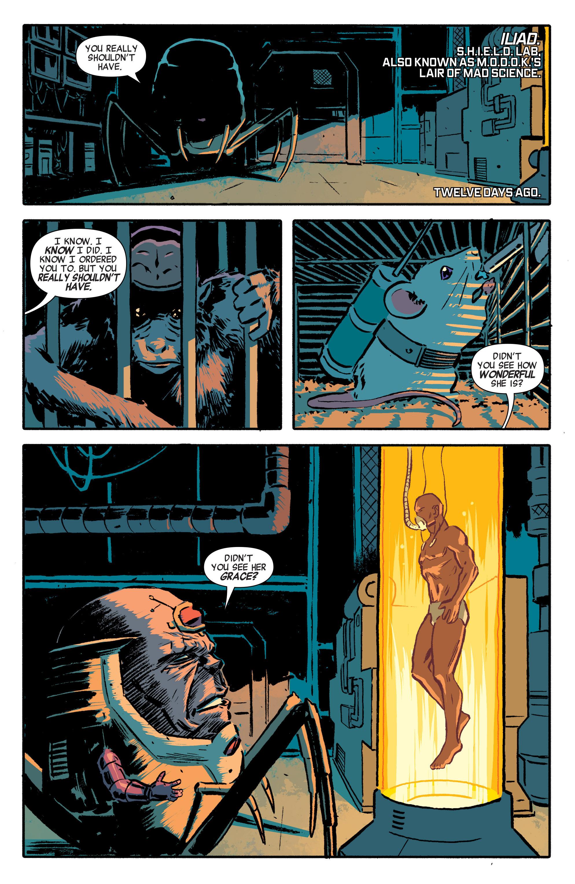 Read online Secret Avengers (2014) comic -  Issue #8 - 15