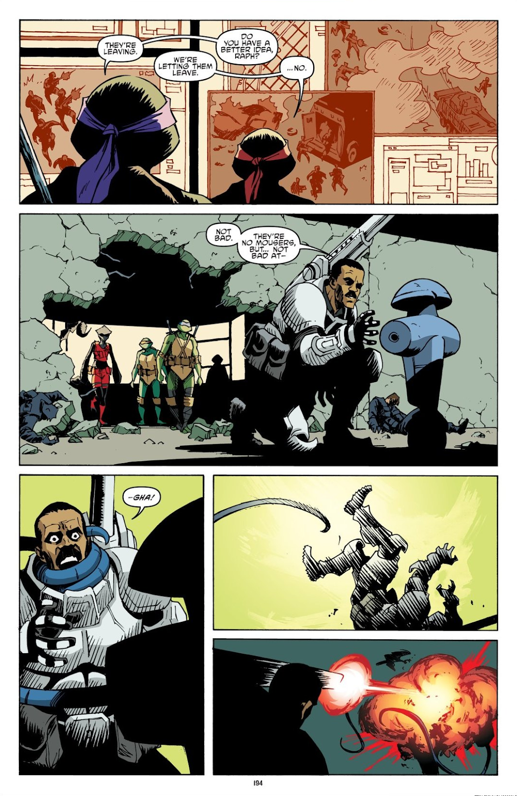 Read online Teenage Mutant Ninja Turtles: The IDW Collection comic -  Issue # TPB 8 (Part 2) - 93