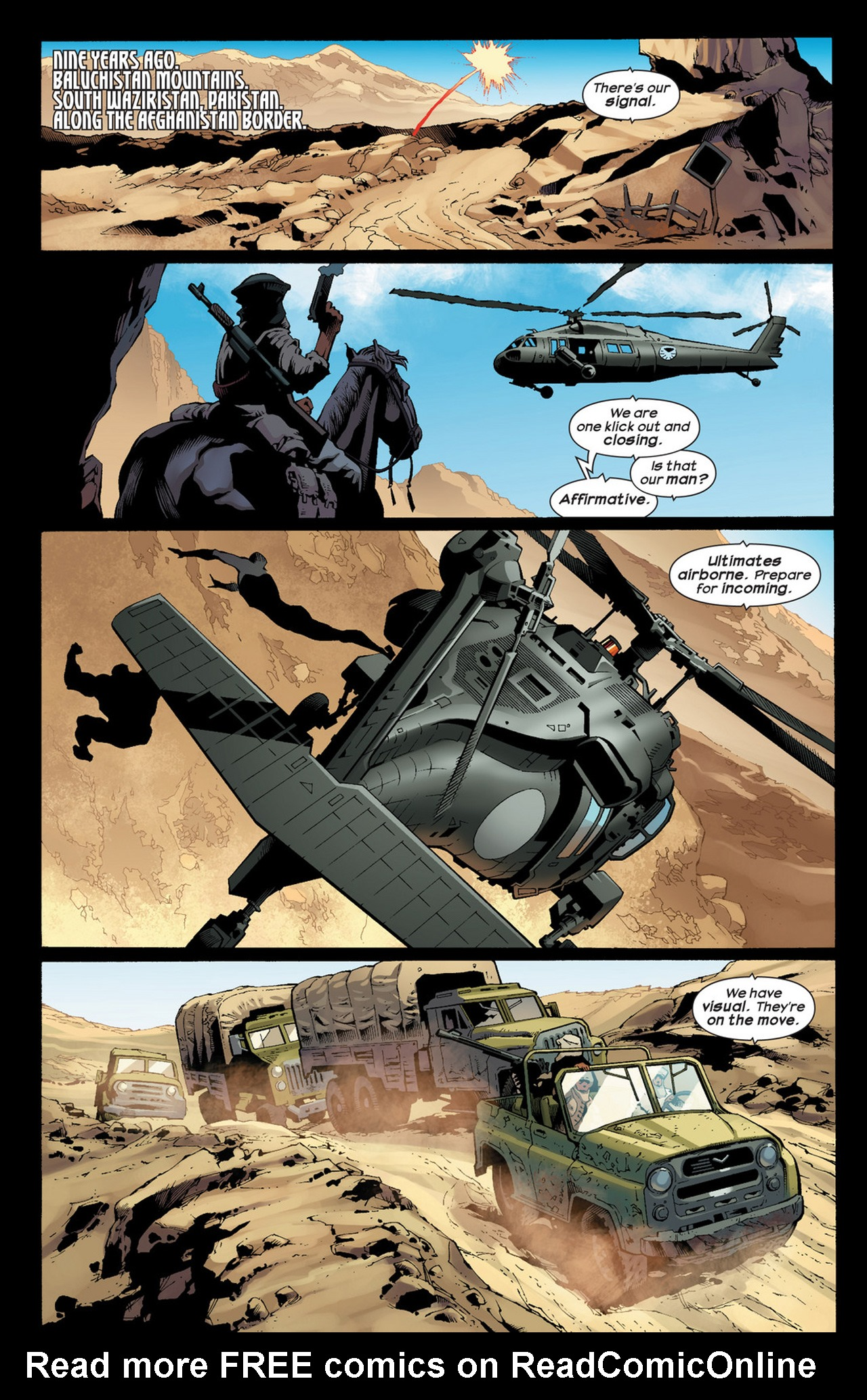Read online Ultimate Comics Ultimates comic -  Issue #22 - 3