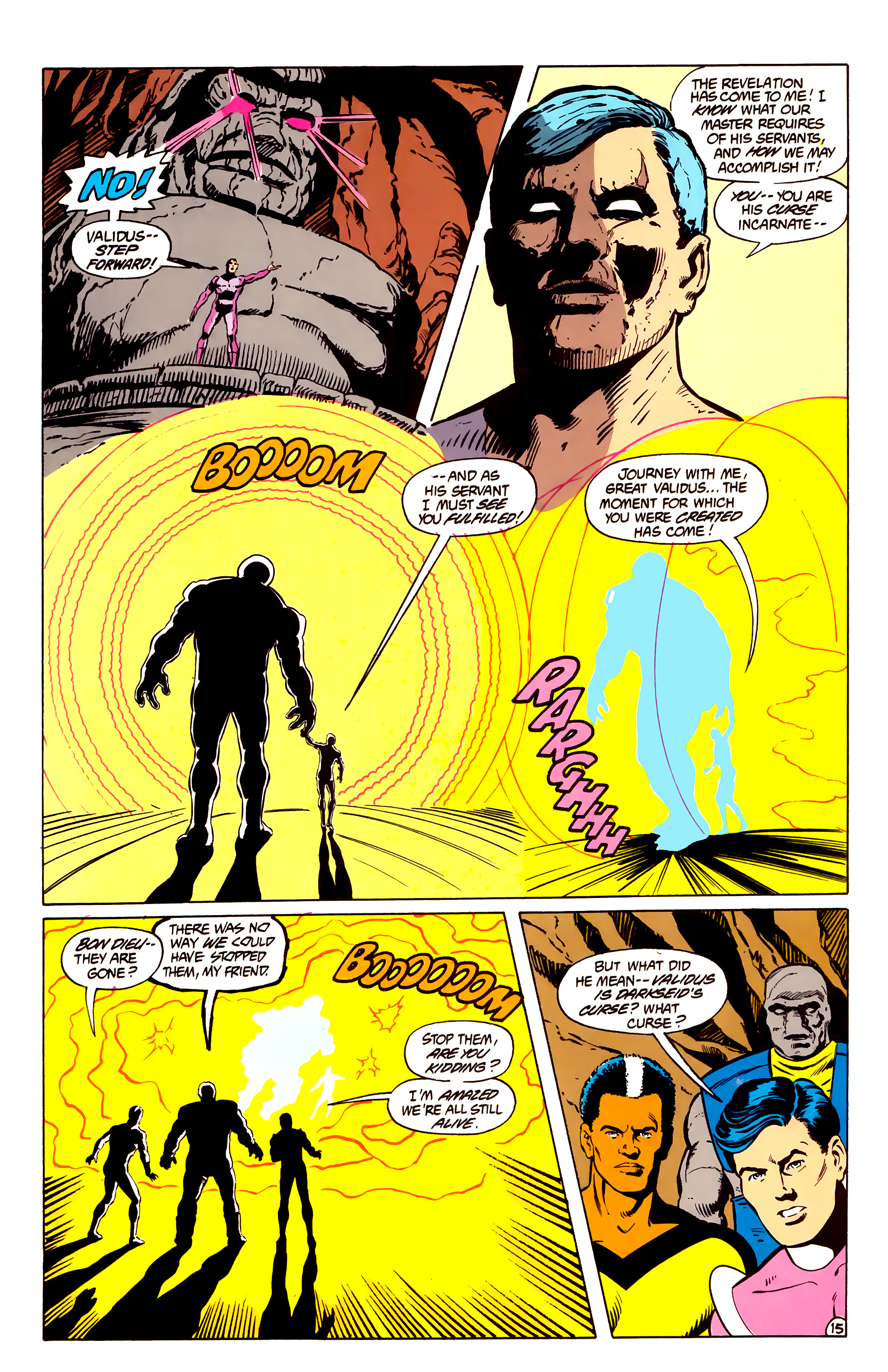 Legion of Super-Heroes (1984) _Annual_2 Page 16