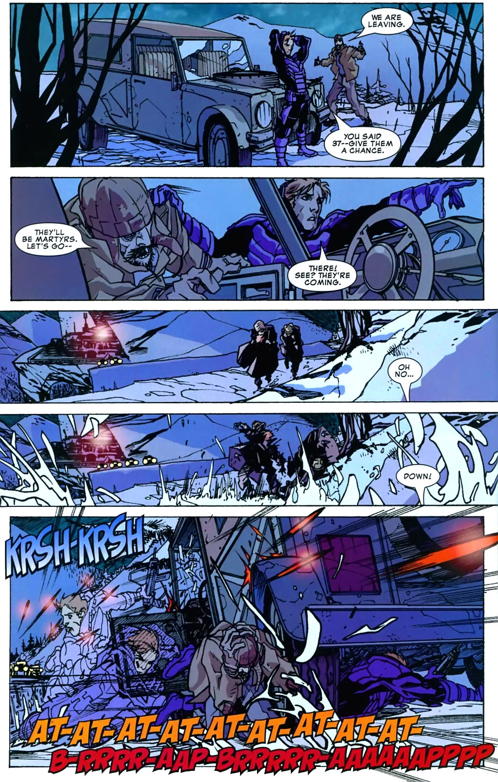 Read online Amazing Fantasy (2004) comic -  Issue #16 - 29