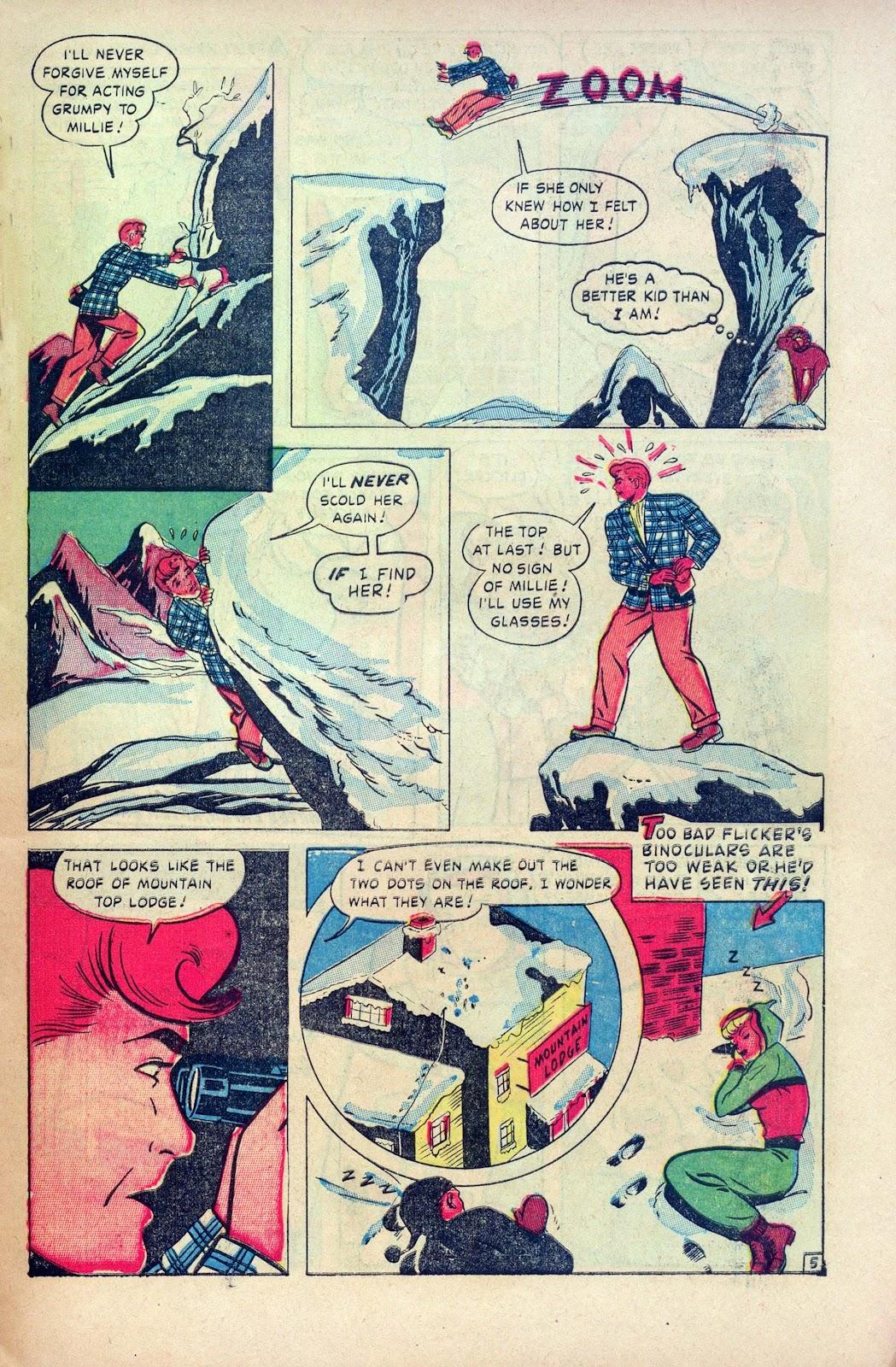 Read online Joker Comics comic -  Issue #31 - 7