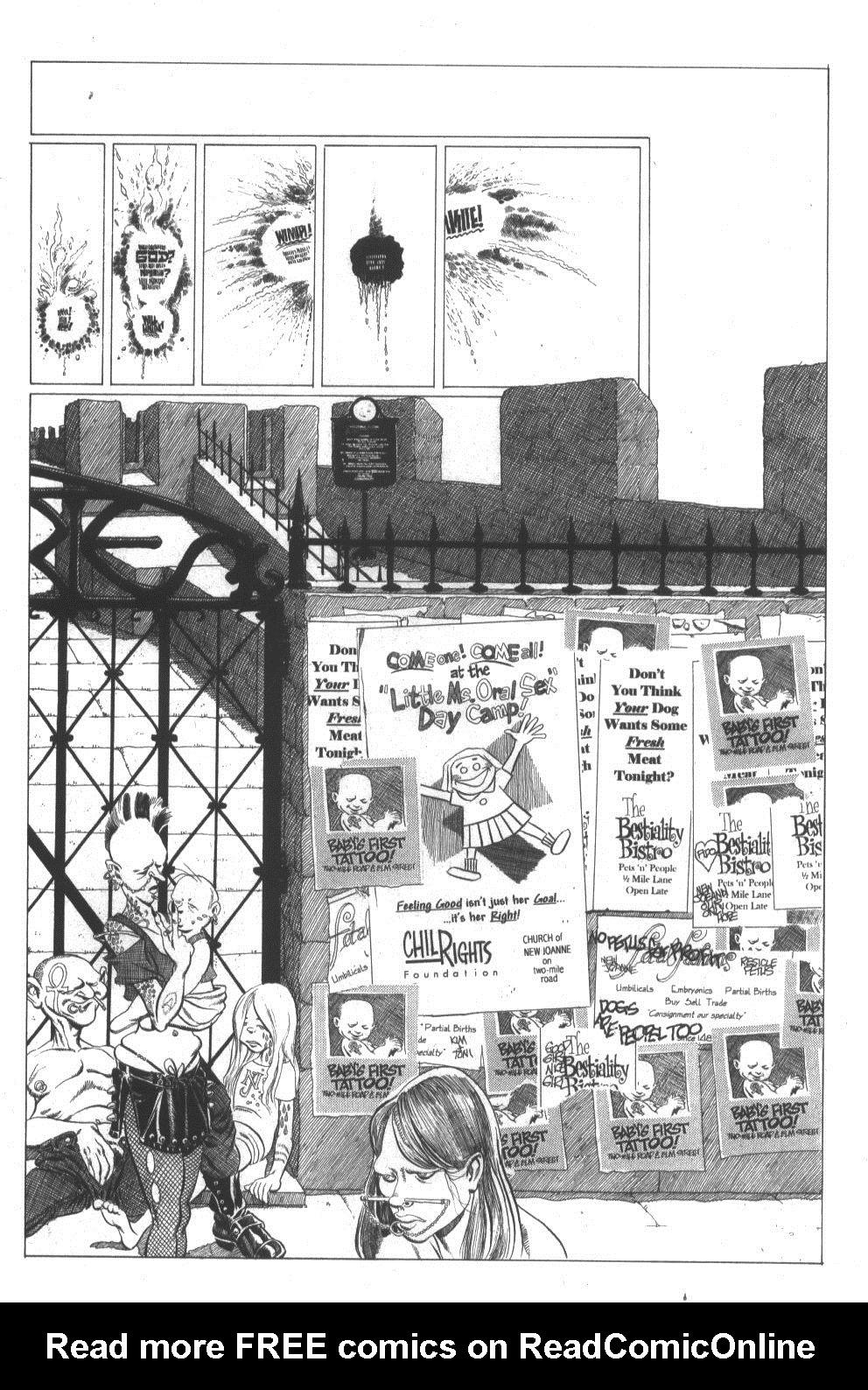 Cerebus Issue #296 #294 - English 5