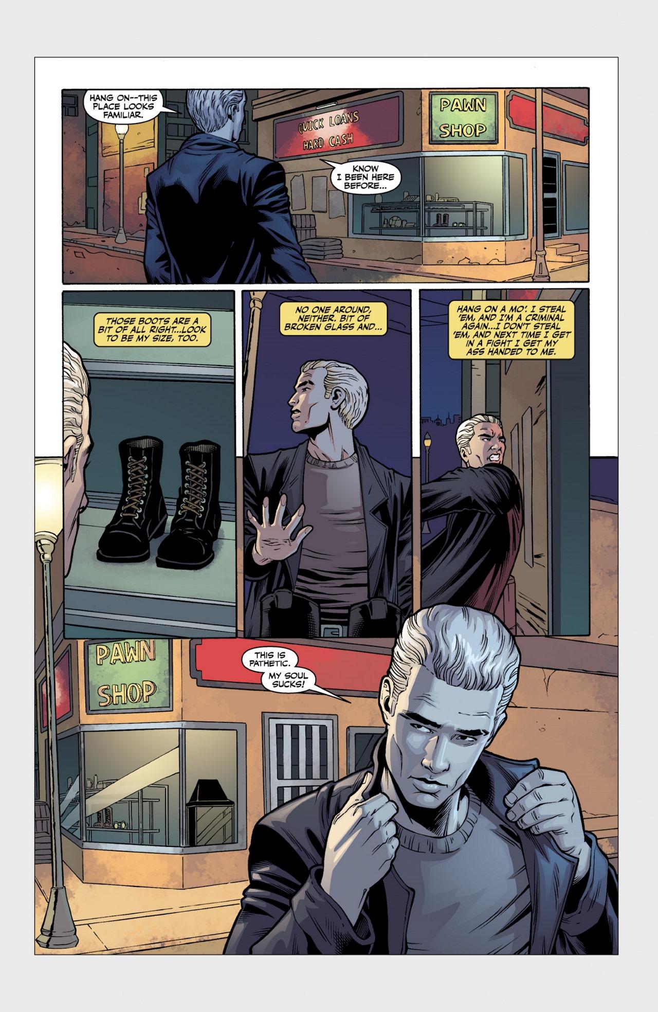 Read online Angel & Faith Season 10 comic -  Issue #1 - 28