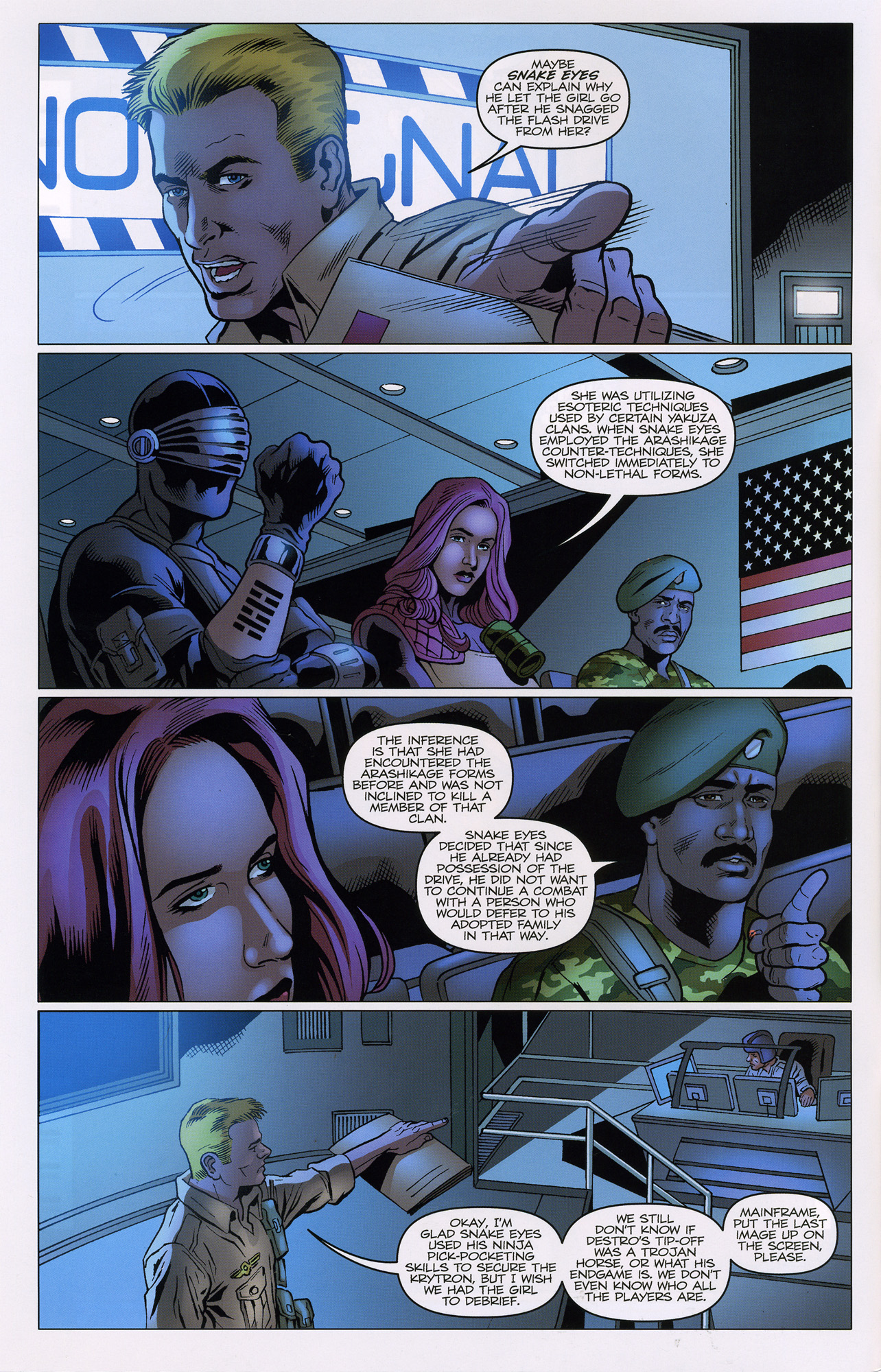 G.I. Joe: A Real American Hero 181 Page 6