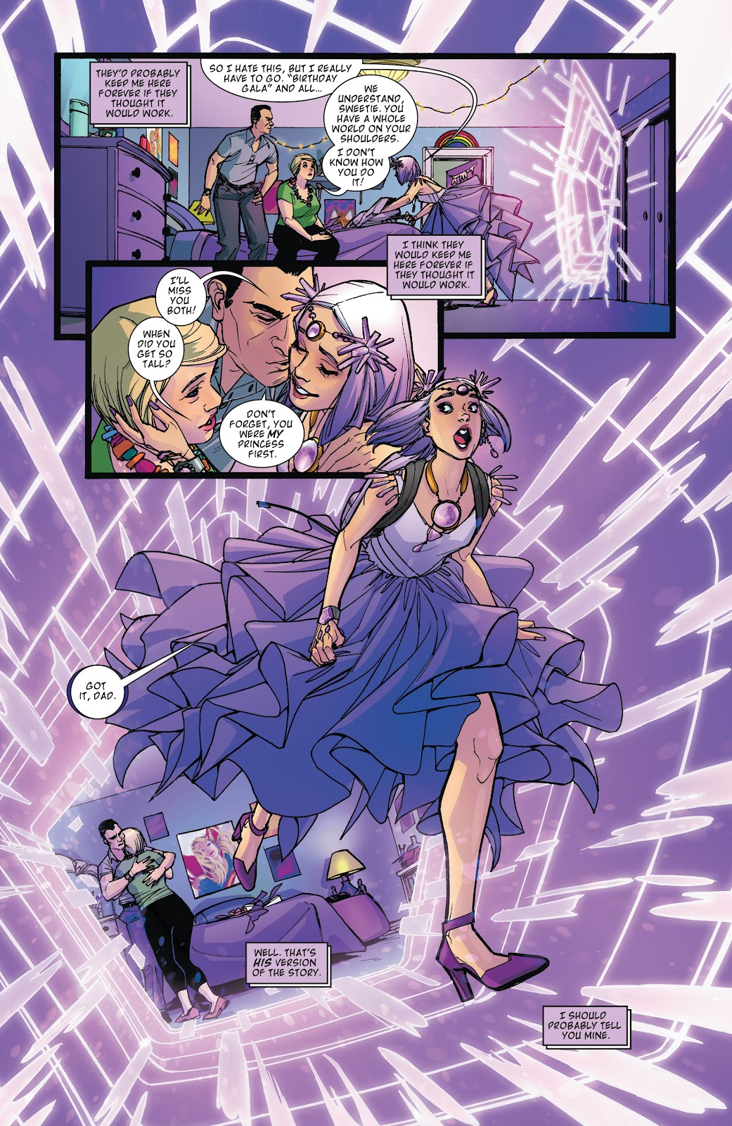 Read online Supergirl (2016) comic -  Issue #38 - 25