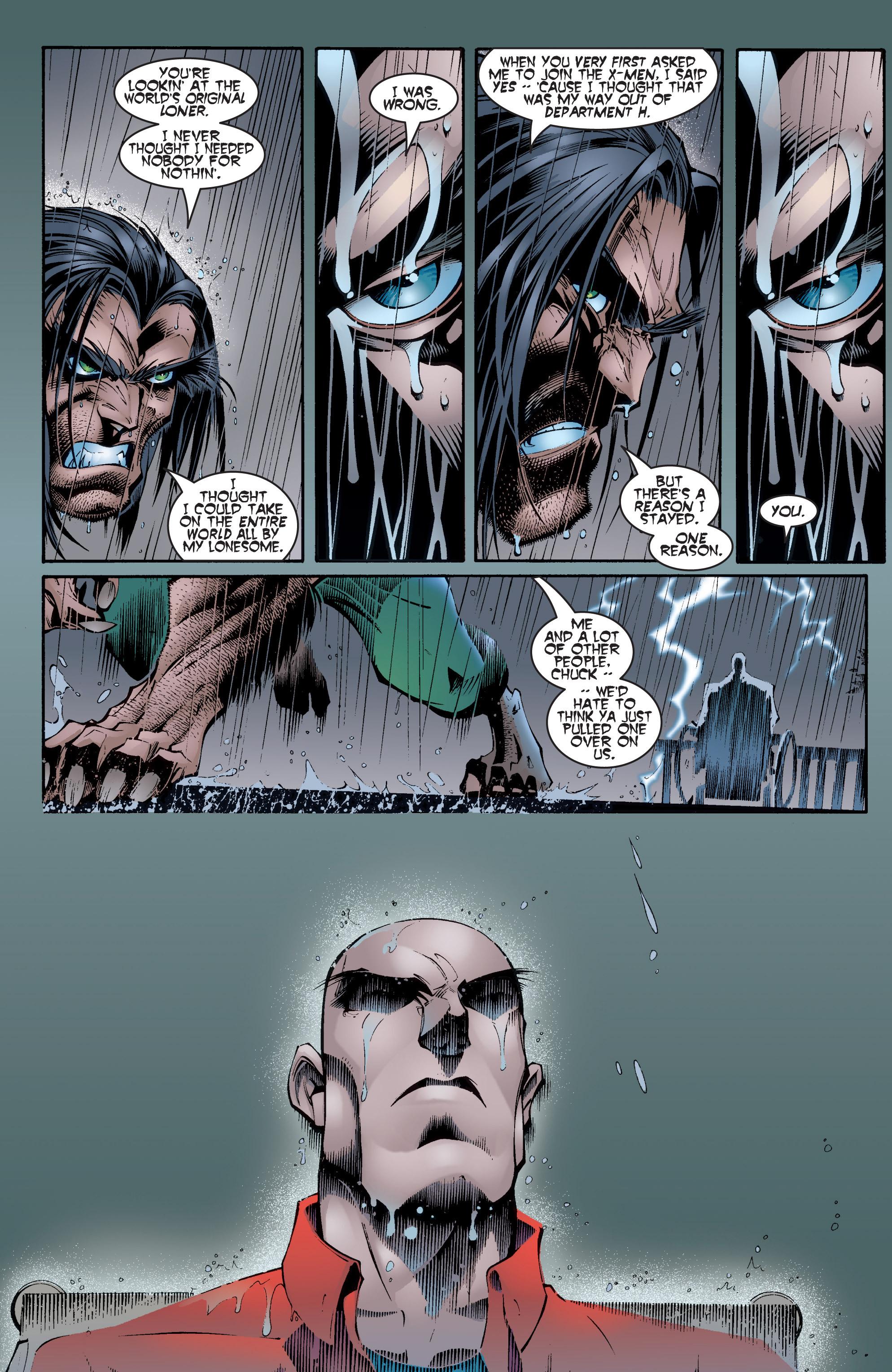 Read online Uncanny X-Men (1963) comic -  Issue #337 - 20