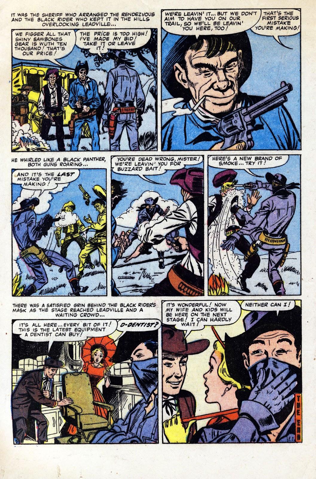 Gunsmoke Western issue 36 - Page 20