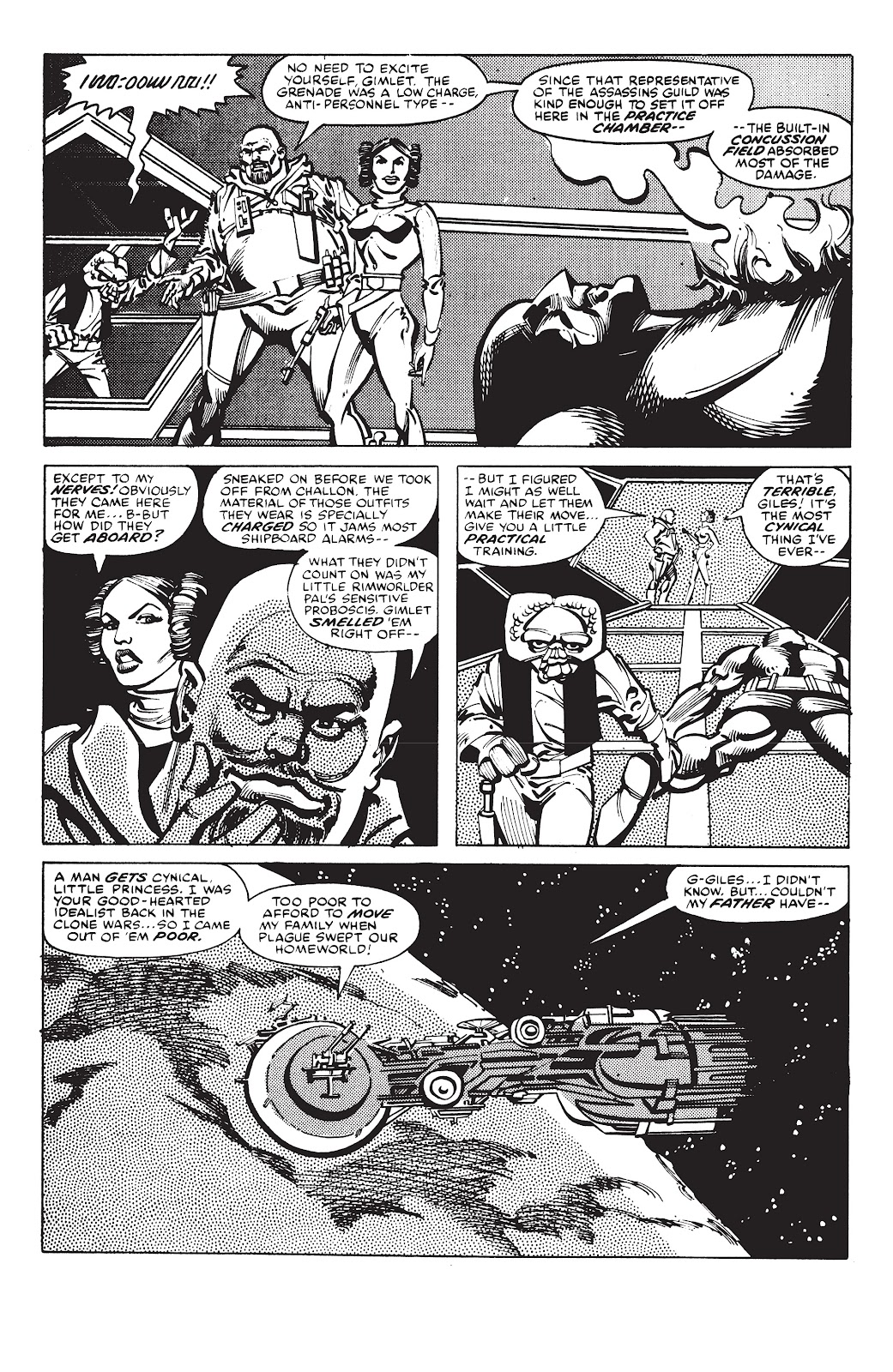 Read online Star Wars Legends: The Original Marvel Years - Epic Collection comic -  Issue # TPB 2 (Part 4) - 67