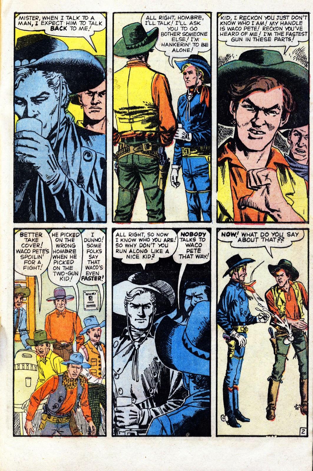 Gunsmoke Western issue 60 - Page 29