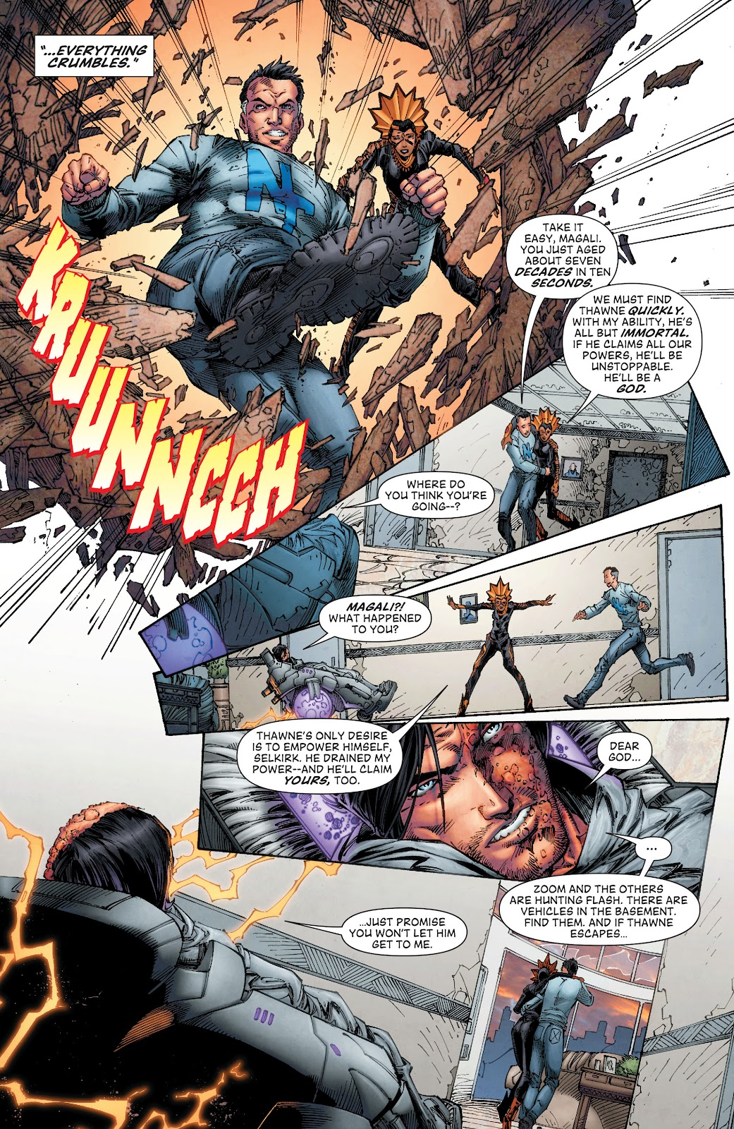 Read online The Flash (2011) comic -  Issue # _TPB 8 (Part 2) - 70