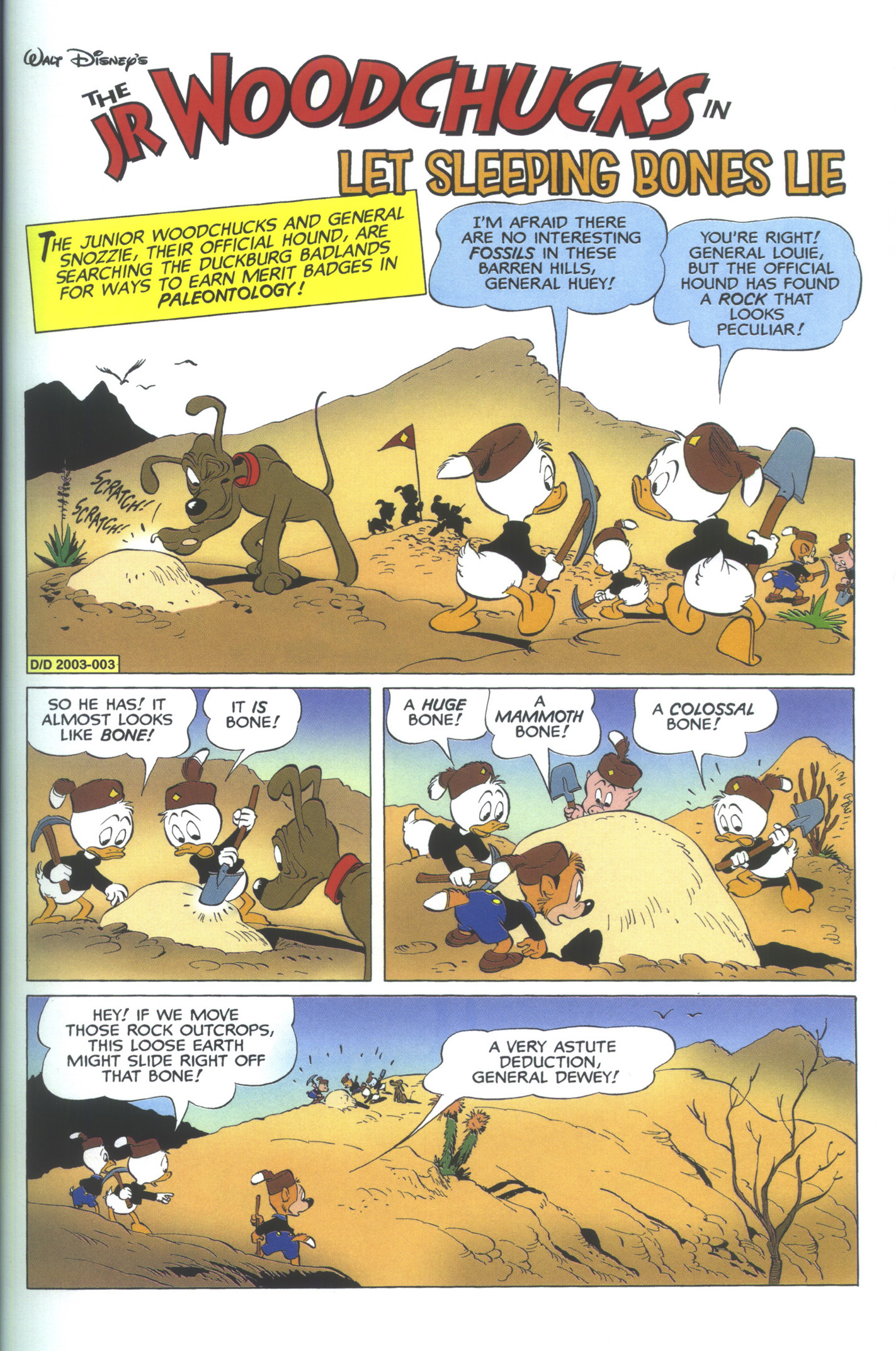 Read online Uncle Scrooge (1953) comic -  Issue #358 - 29
