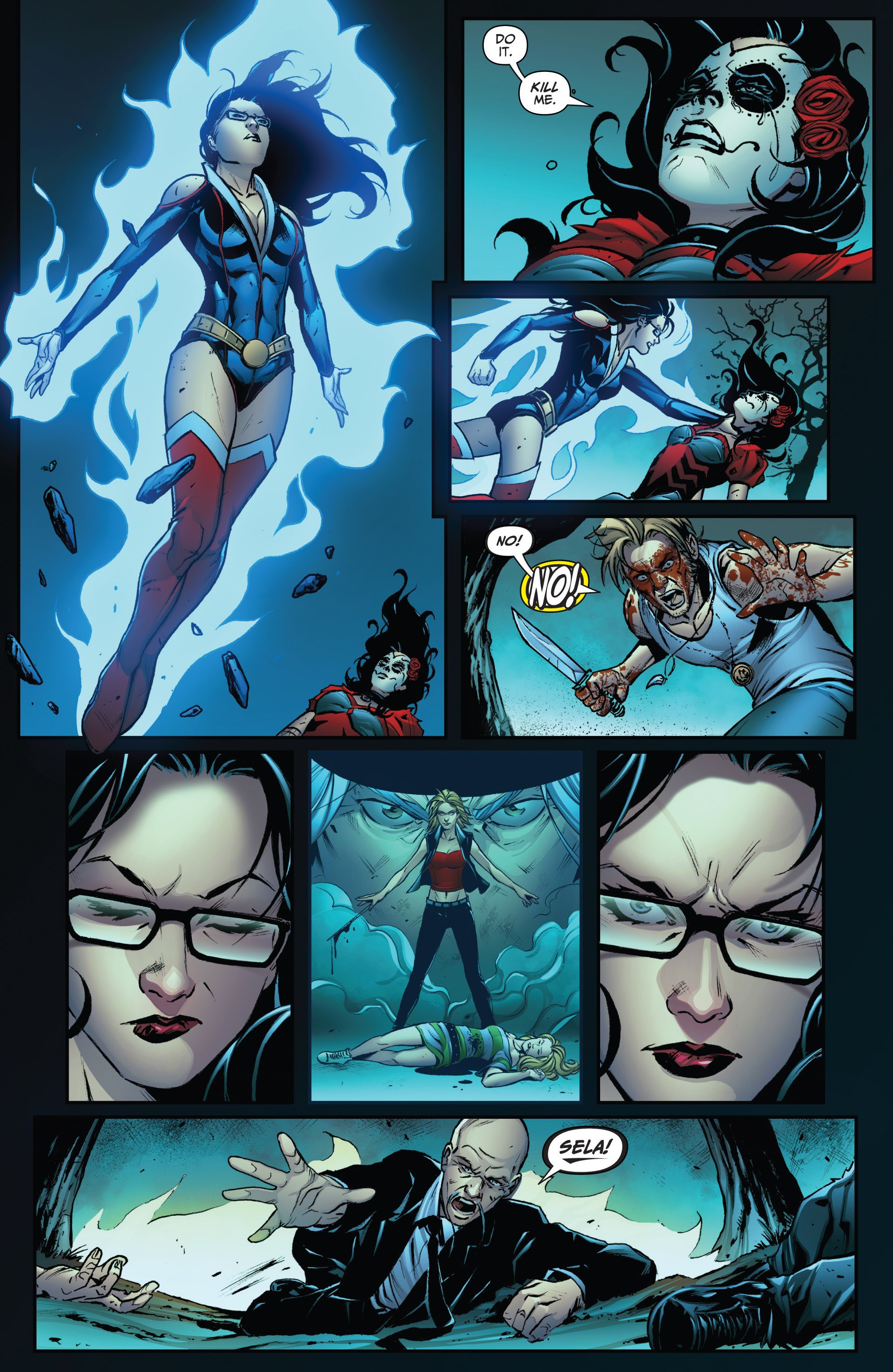Read online Grimm Fairy Tales: Arcane Acre comic -  Issue # TPB 3 - 45