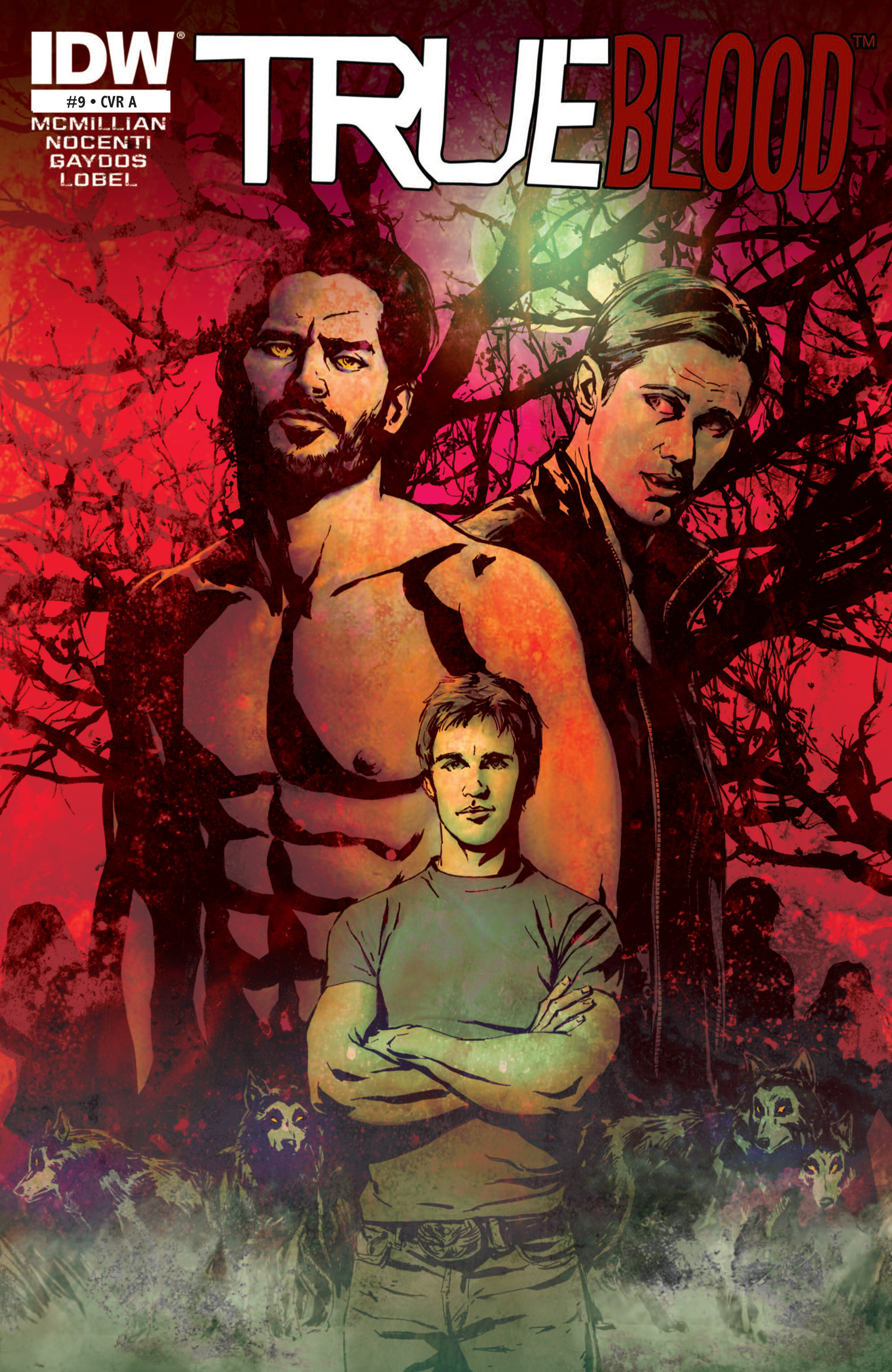 Read online True Blood (2012) comic -  Issue #9 - 1
