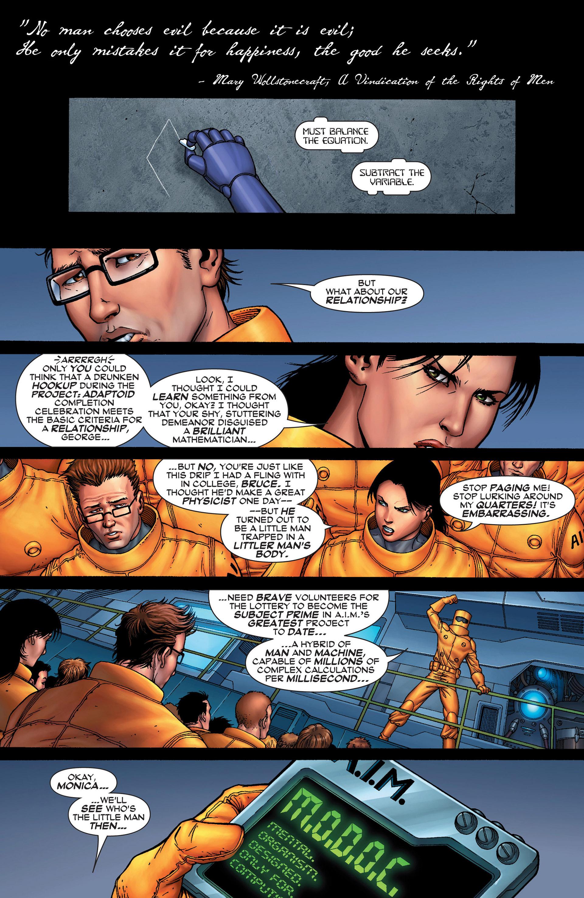 Read online Super-Villain Team-Up/MODOK's 11 comic -  Issue #1 - 2