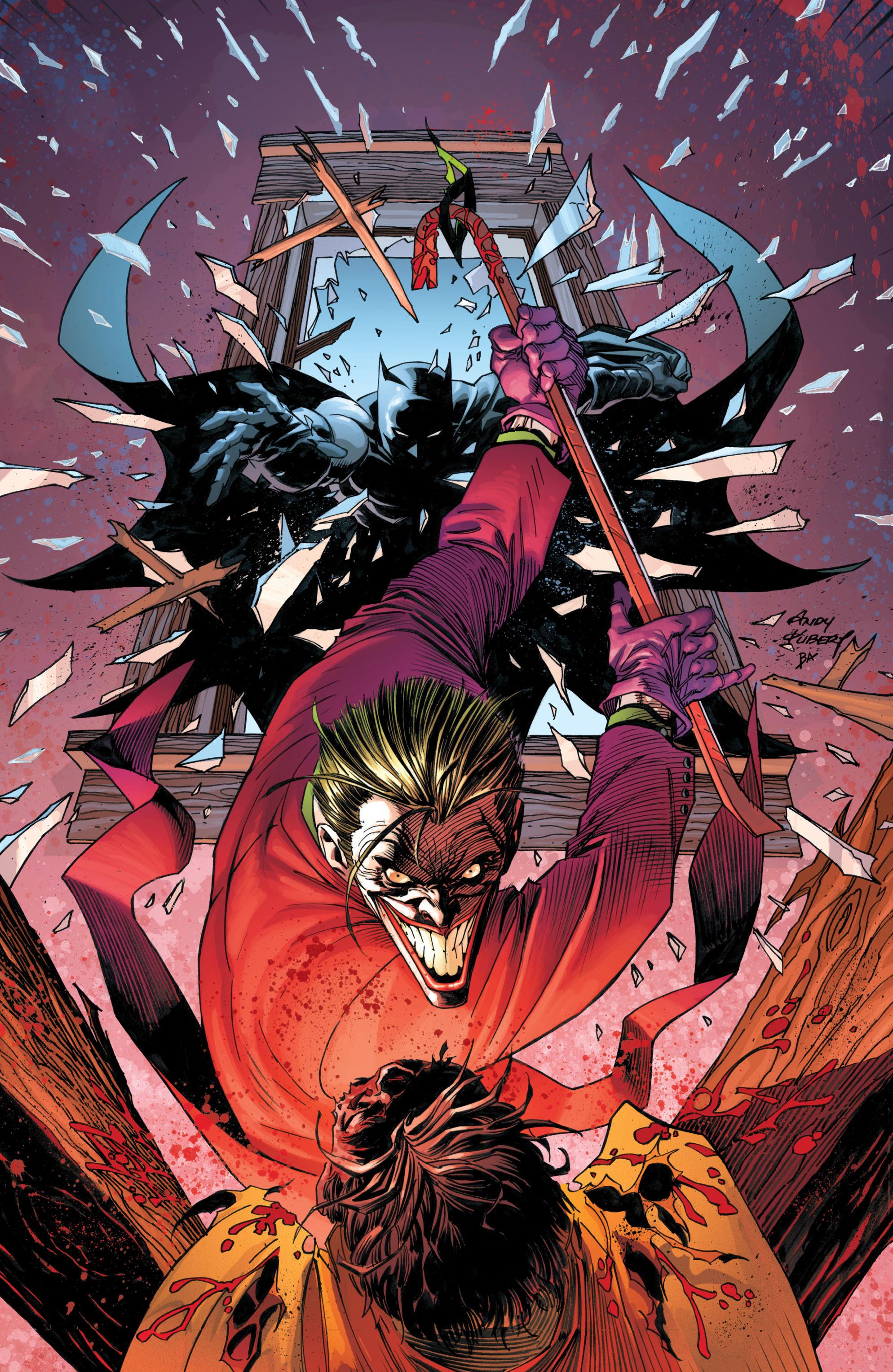 Read online Batman (2011) comic -  Issue # _TPB 7 - 152