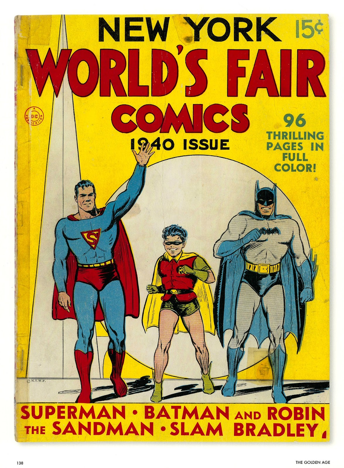 Read online 75 Years Of DC Comics comic -  Issue # TPB (Part 2) - 48