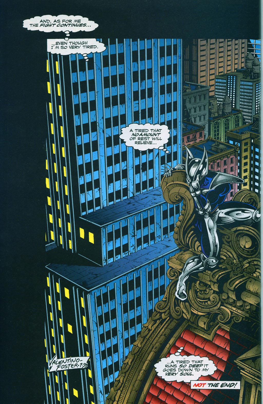 Read online ShadowHawk comic -  Issue #7 - 32