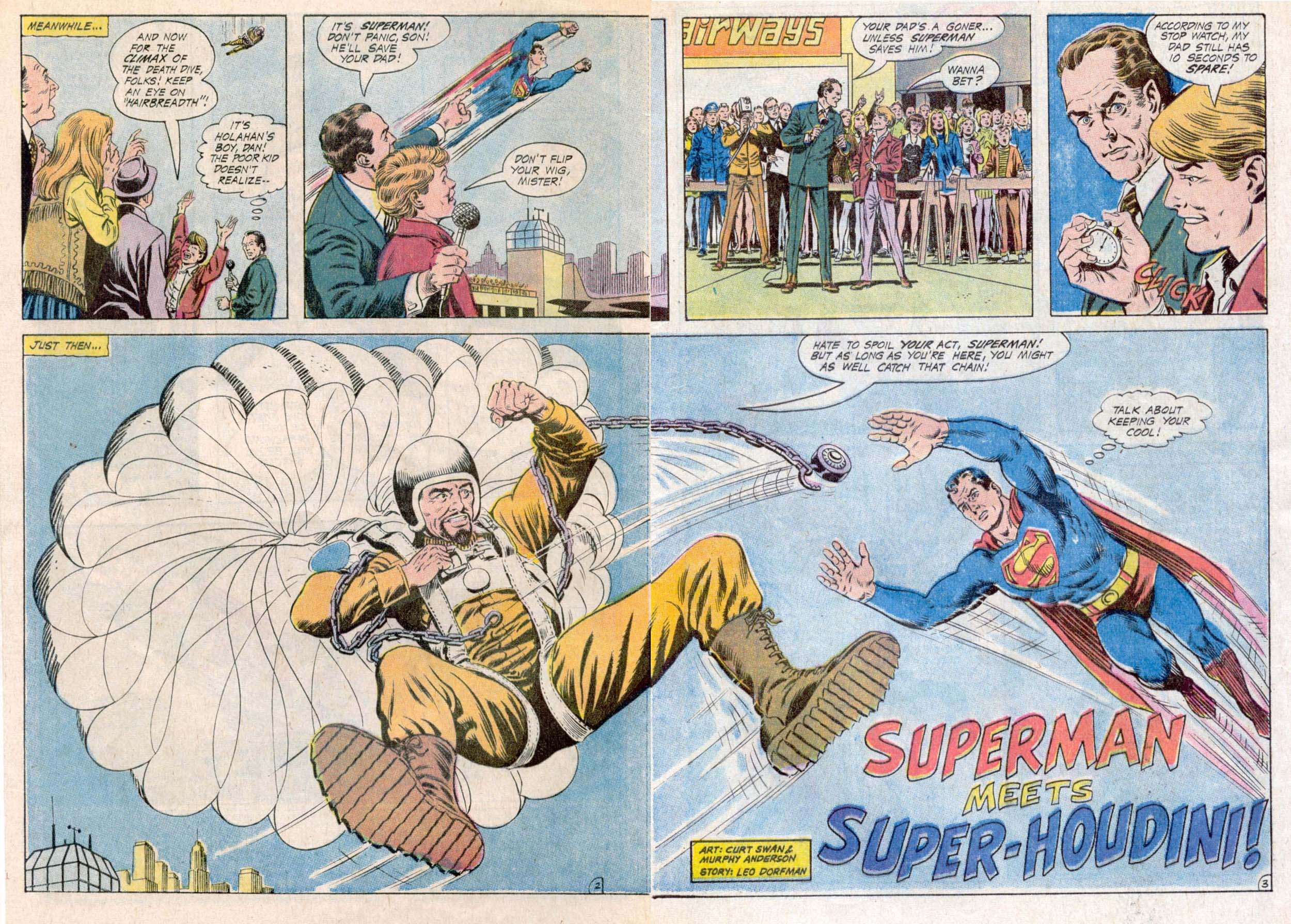 Read online Action Comics (1938) comic -  Issue #393 - 6