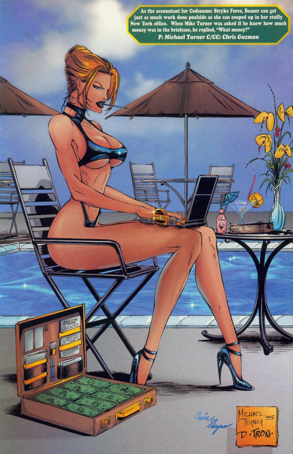 Read online Ballistic Studios Swimsuit Special comic -  Issue #1 - 20