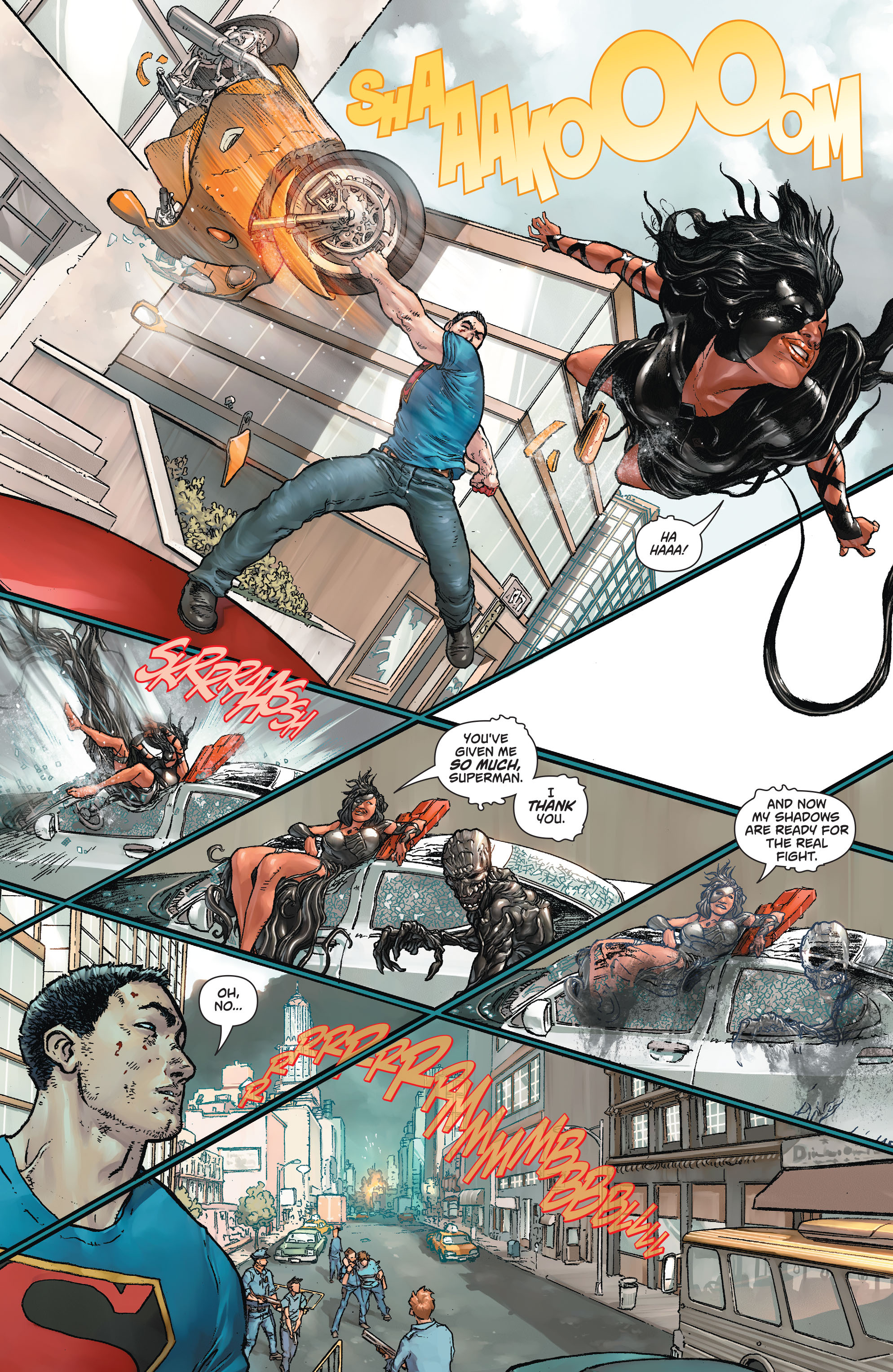 Read online Action Comics (2011) comic -  Issue #44 - 13