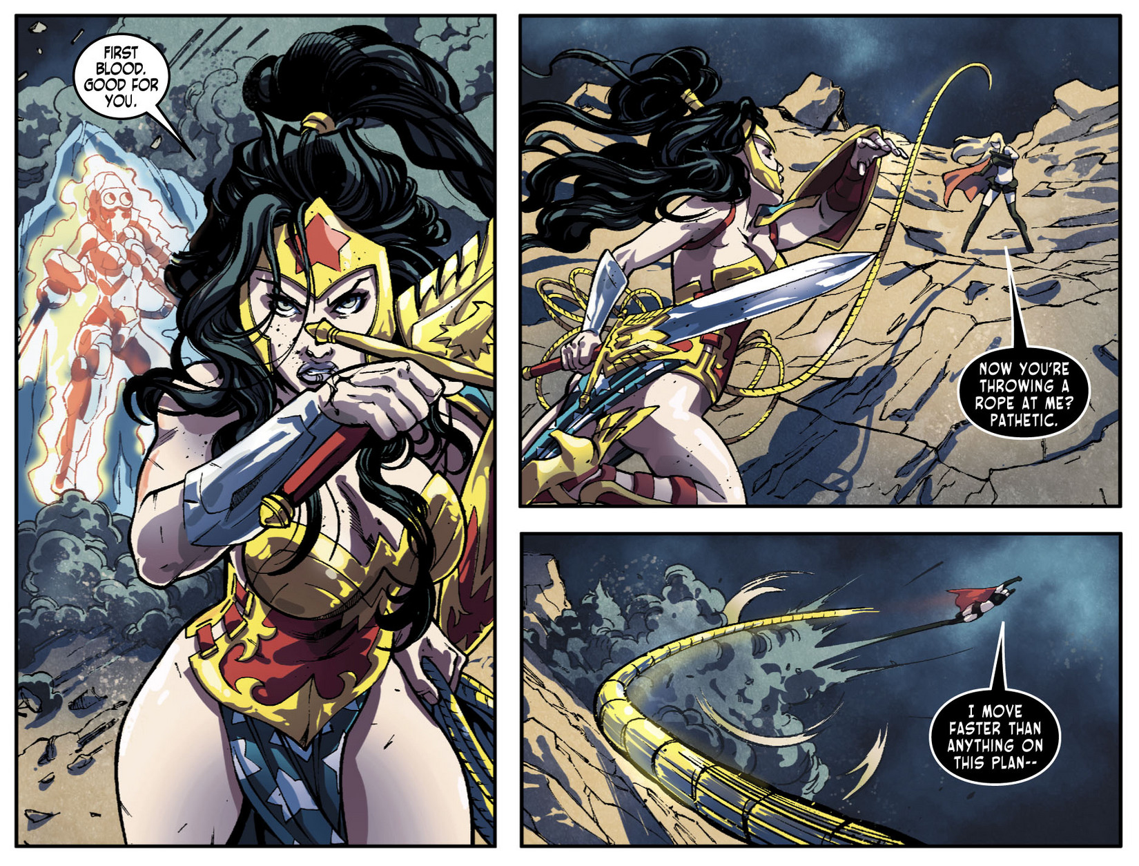 Read online Ame-Comi Girls comic -  Issue #1 - 7