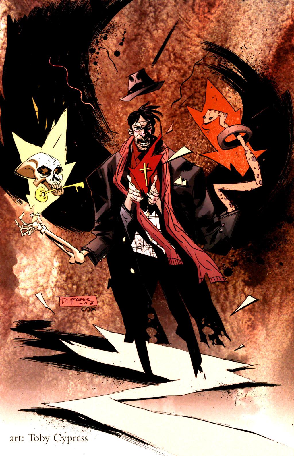 Read online Rex Mundi comic -  Issue #9 - 30