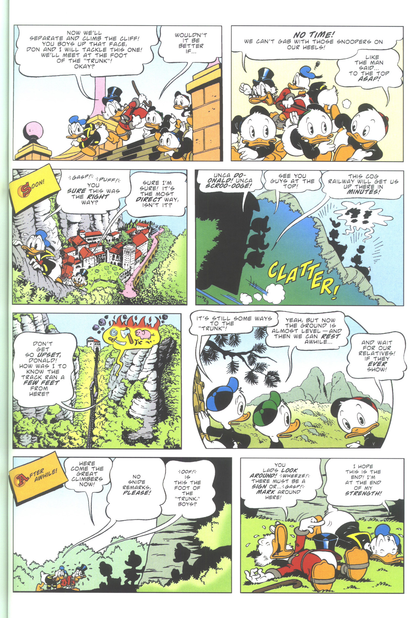 Read online Uncle Scrooge (1953) comic -  Issue #353 - 39