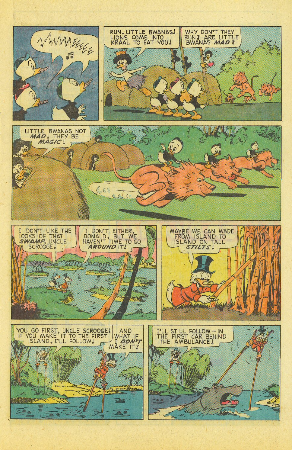Read online Uncle Scrooge (1953) comic -  Issue #127 - 13