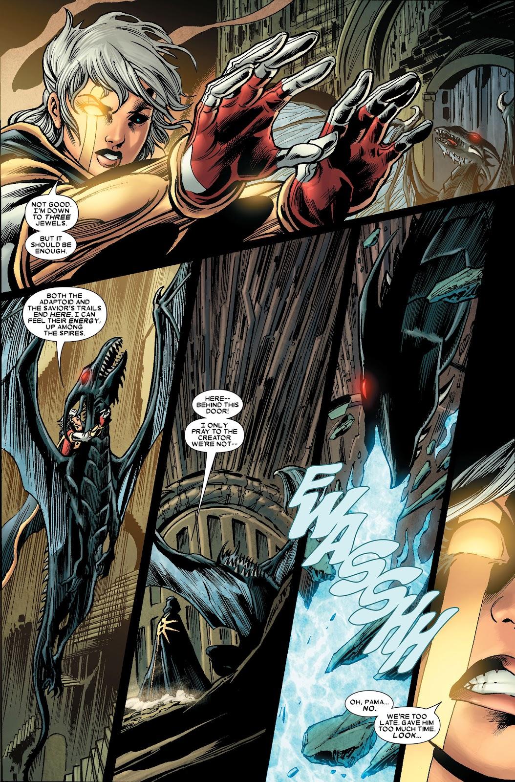 Annihilation: Conquest - Quasar issue 3 - Page 15