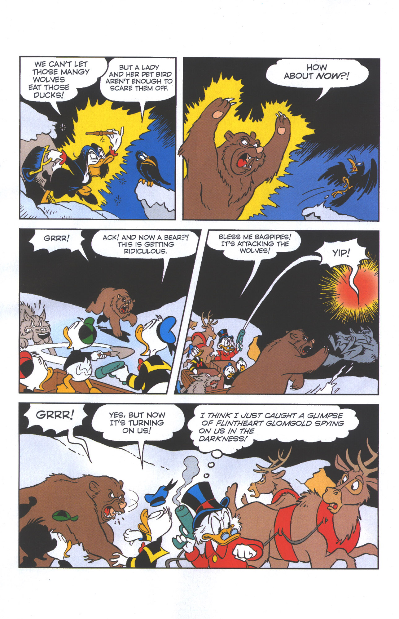 Read online Uncle Scrooge (1953) comic -  Issue #387 - 5
