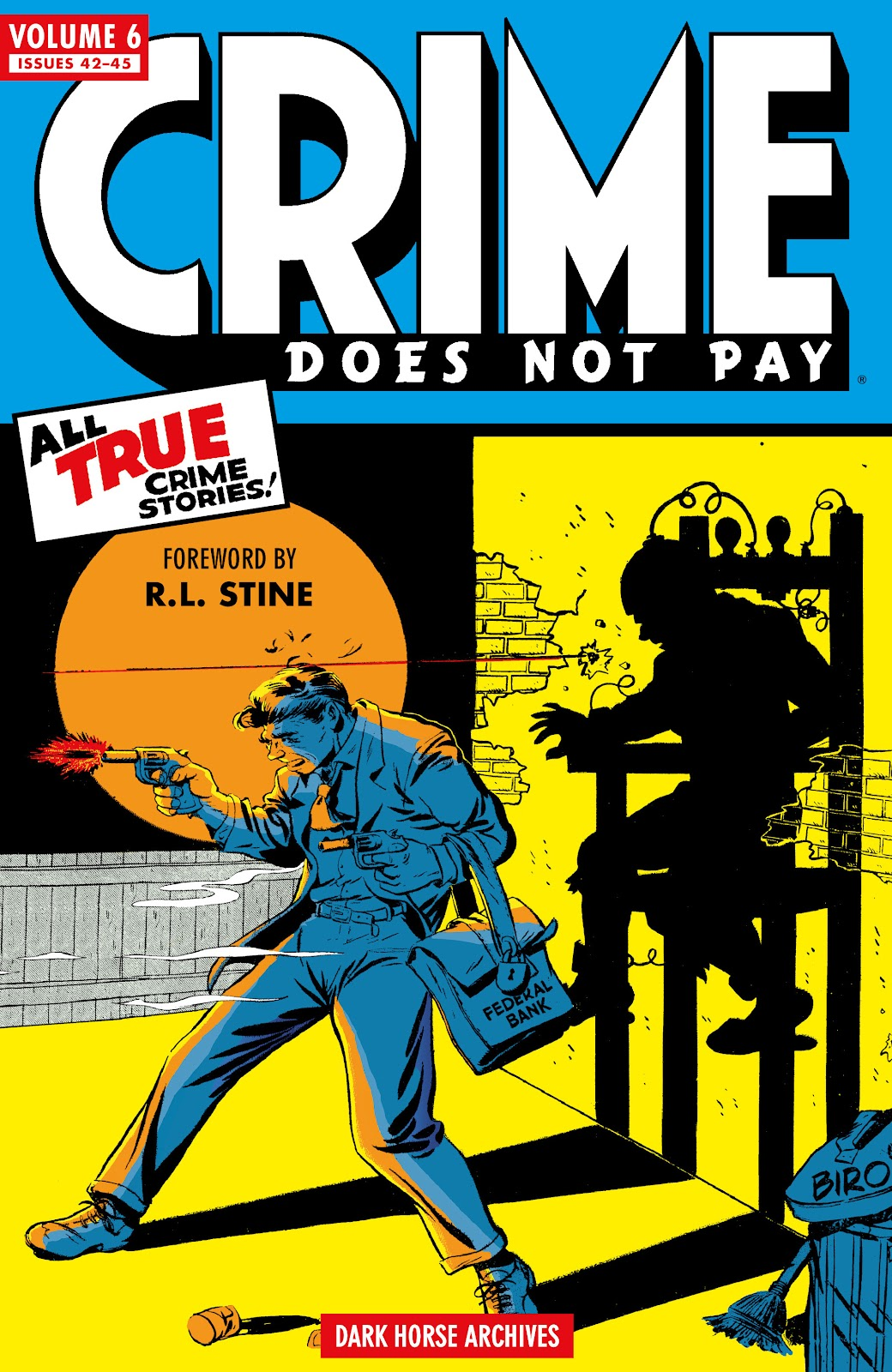 Read online Crime Does Not Pay Archives comic -  Issue # TPB 6 (Part 1) - 1