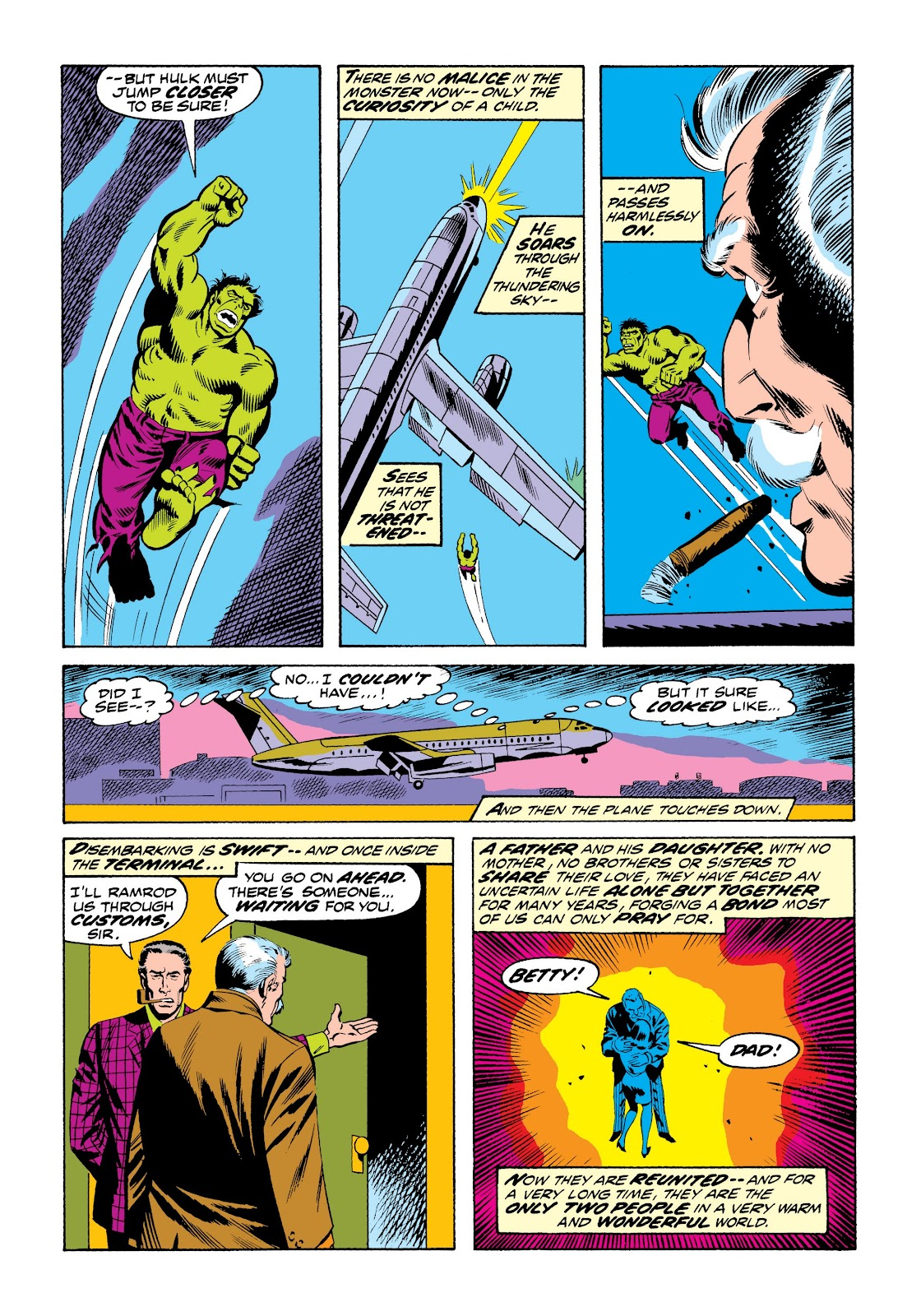 Read online Marvel Masterworks: The Incredible Hulk comic -  Issue # TPB 9 (Part 3) - 20
