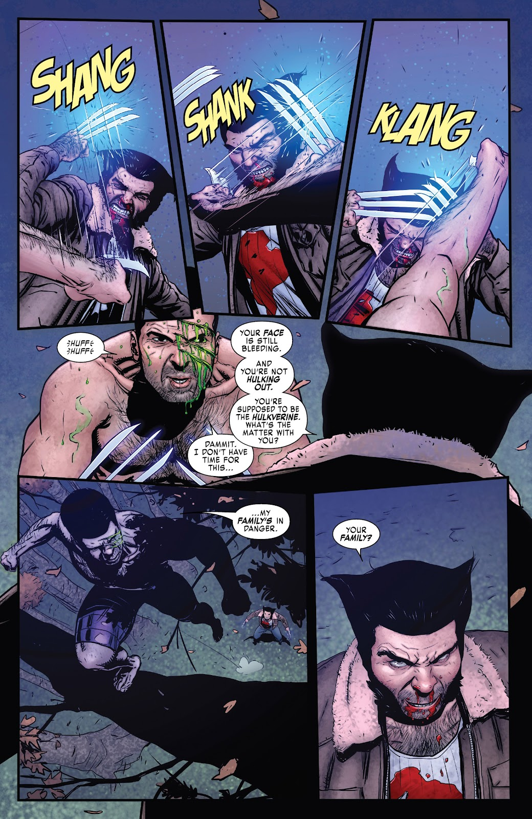 Read online Hulkverines comic -  Issue #2 - 9