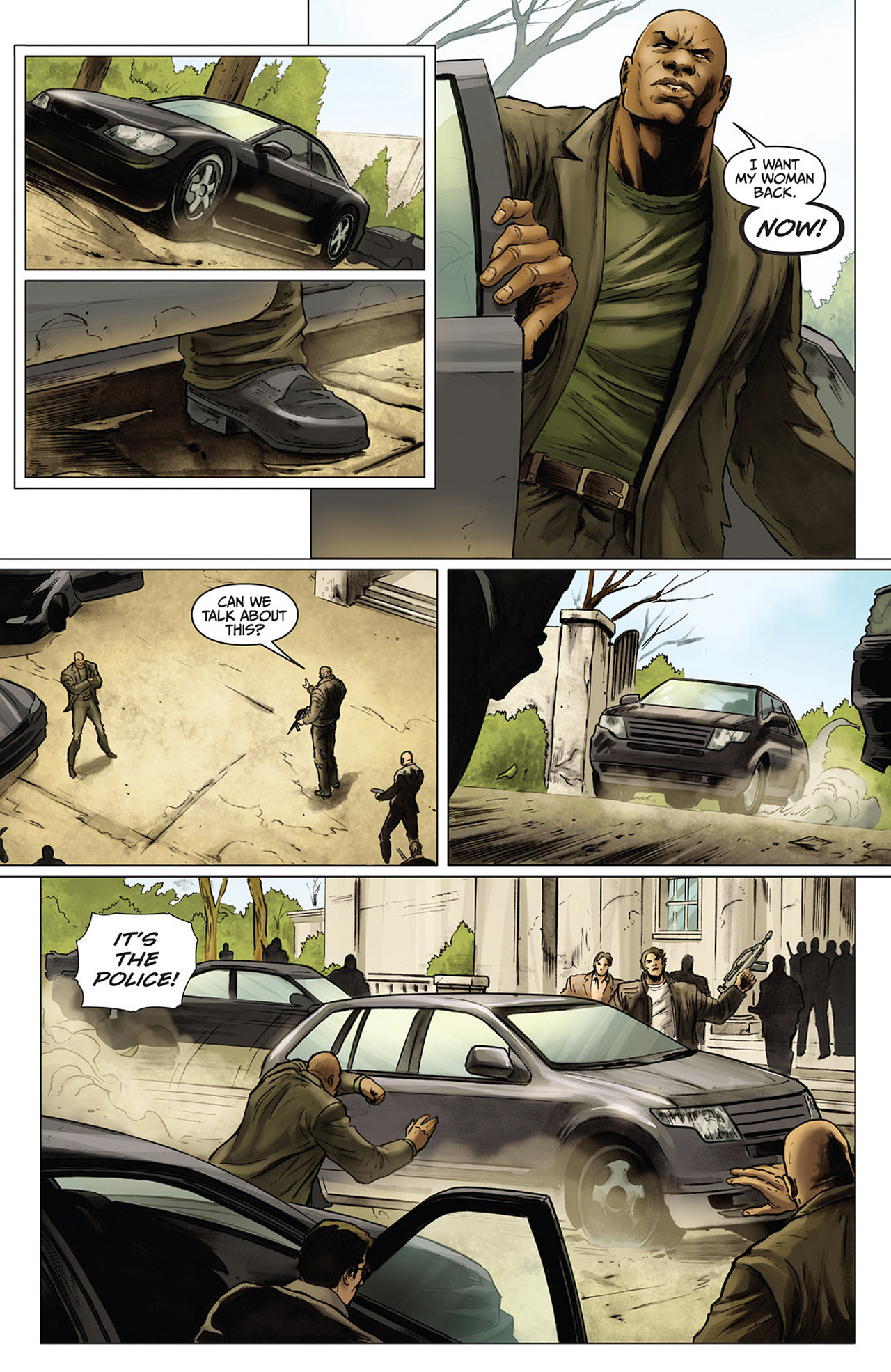 Read online Athena comic -  Issue #2 - 25