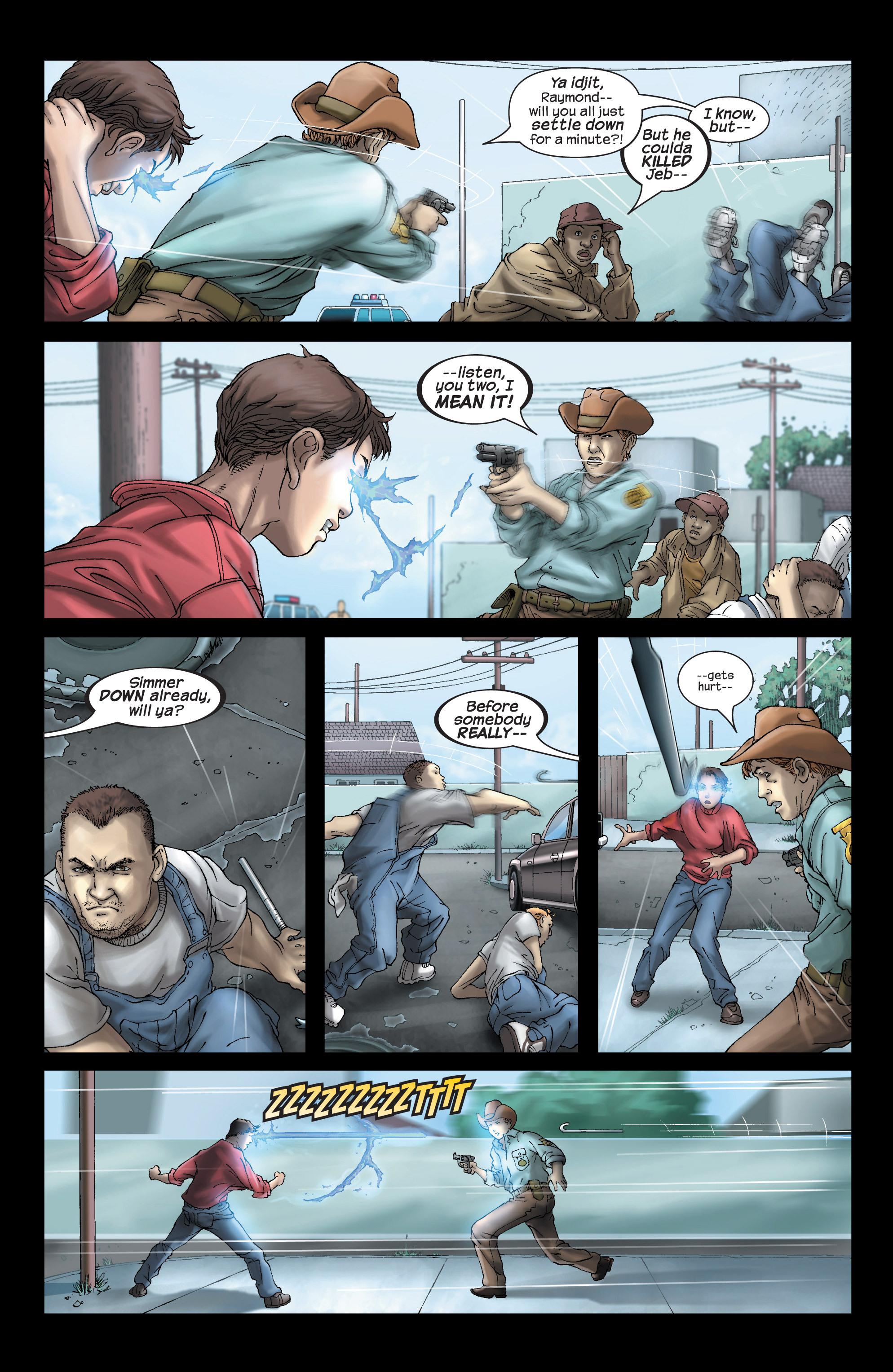 Read online Uncanny X-Men (1963) comic -  Issue #437 - 8