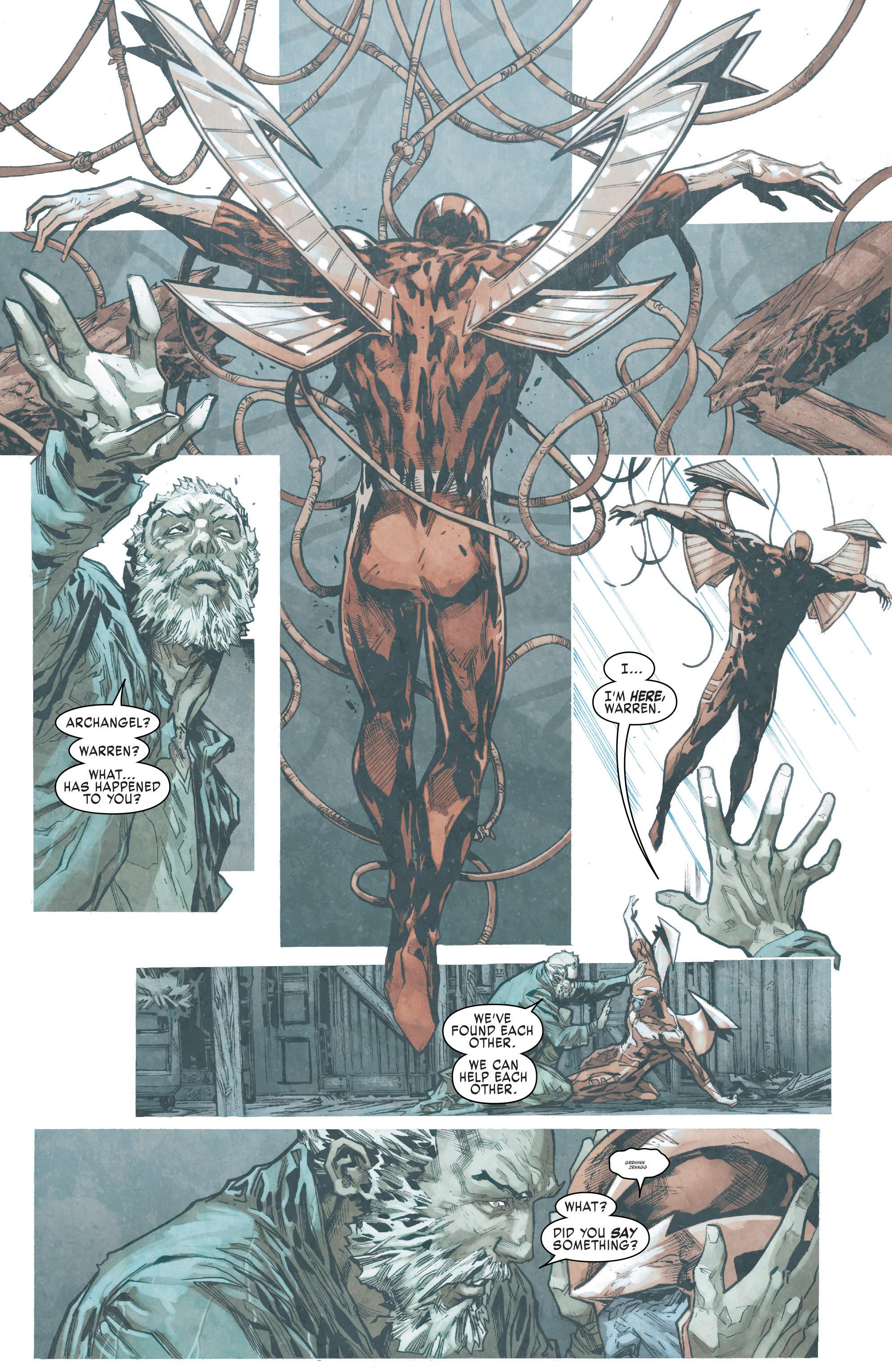Read online Uncanny X-Men (2016) comic -  Issue #7 - 5