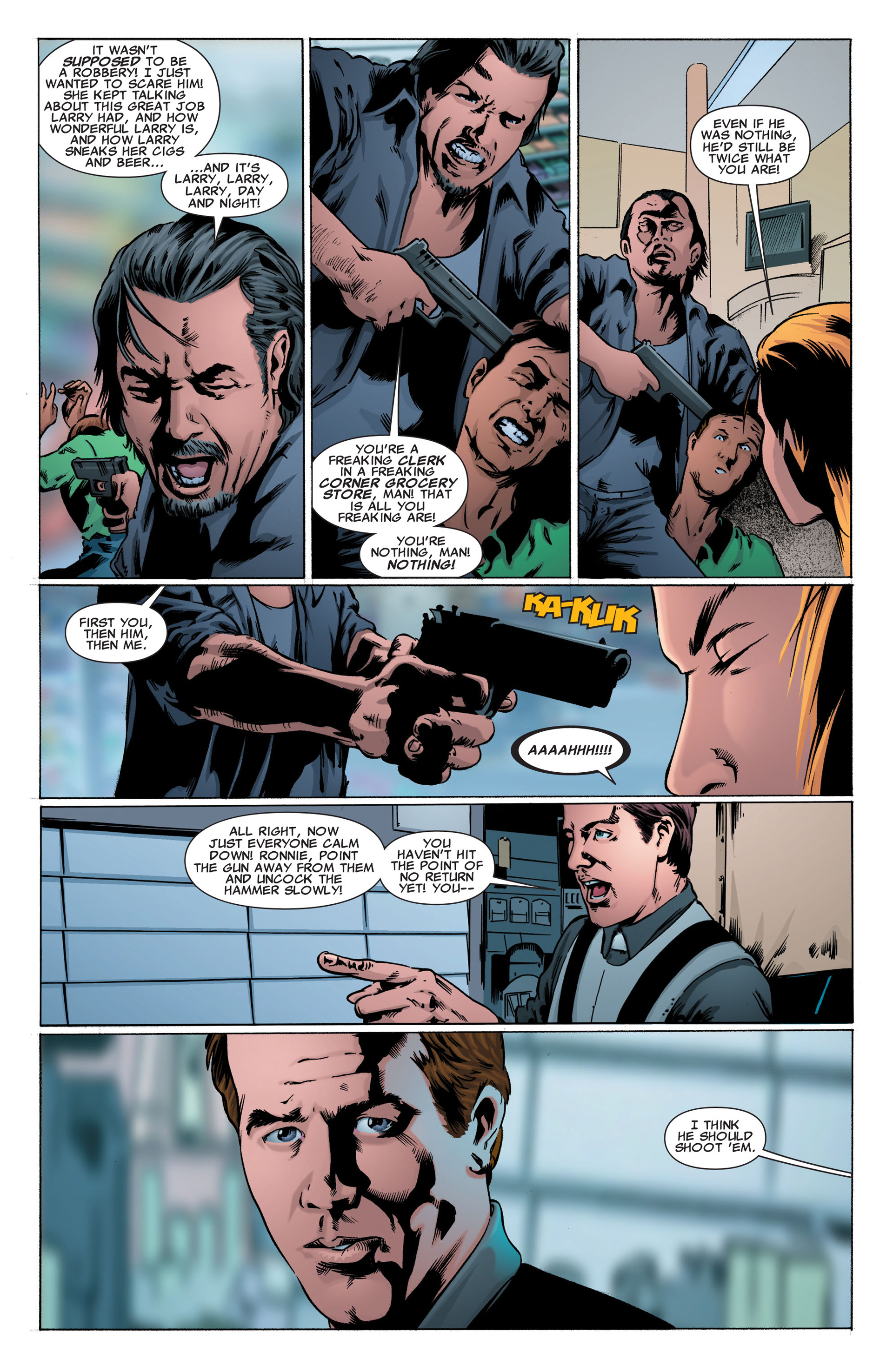 Read online X-Factor (2006) comic -  Issue #40 - 7