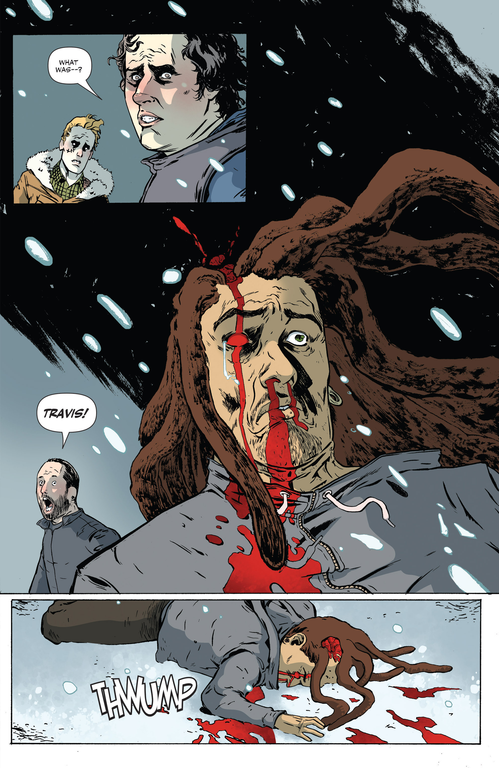 Read online Sheltered comic -  Issue #6 - 19