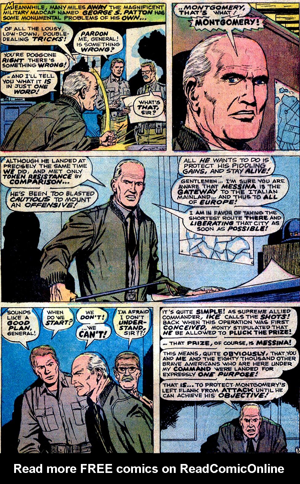 Read online Sgt. Fury comic -  Issue #88 - 5