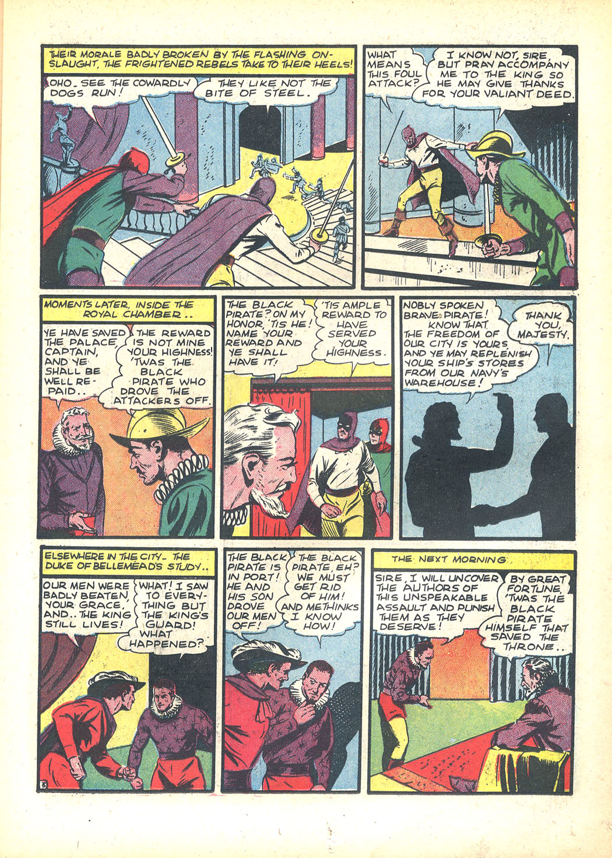 Read online Sensation (Mystery) Comics comic -  Issue #23 - 19