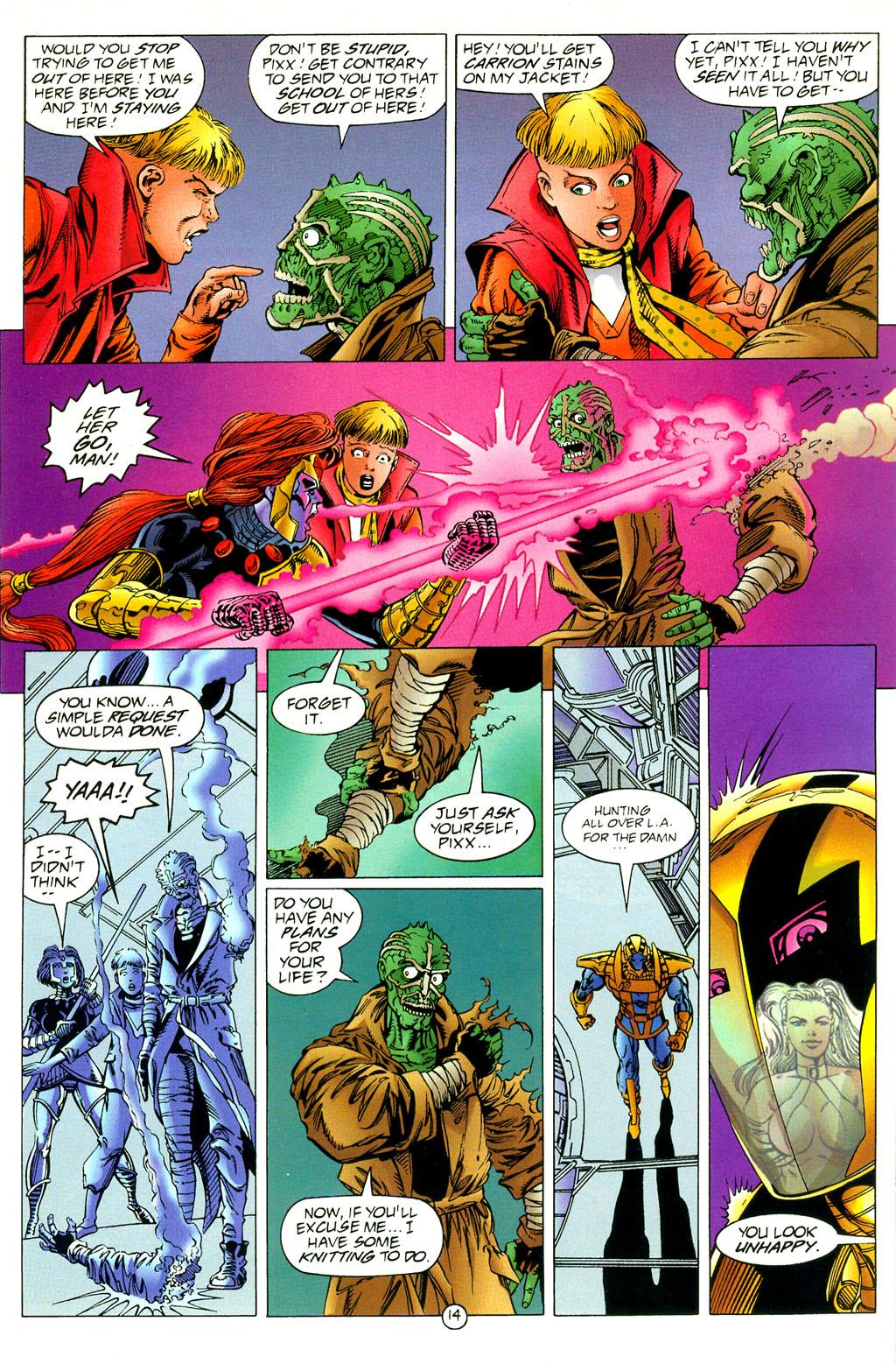 Read online UltraForce (1994) comic -  Issue #2 - 15