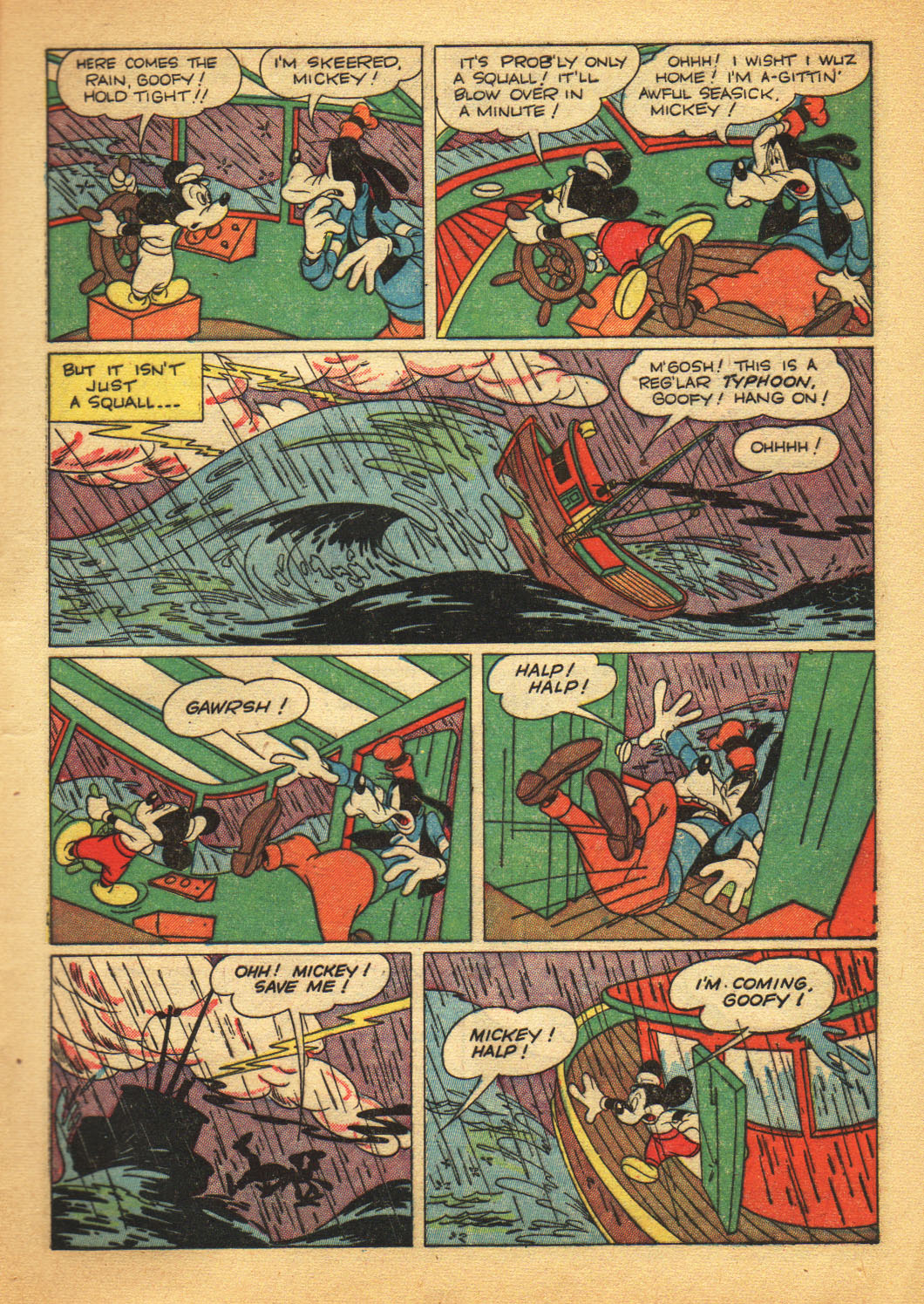 Four Color Comics issue 141 - Page 7