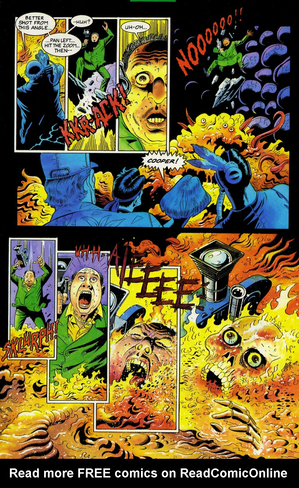 Read online Turok, Dinosaur Hunter (1993) comic -  Issue #33 - 15