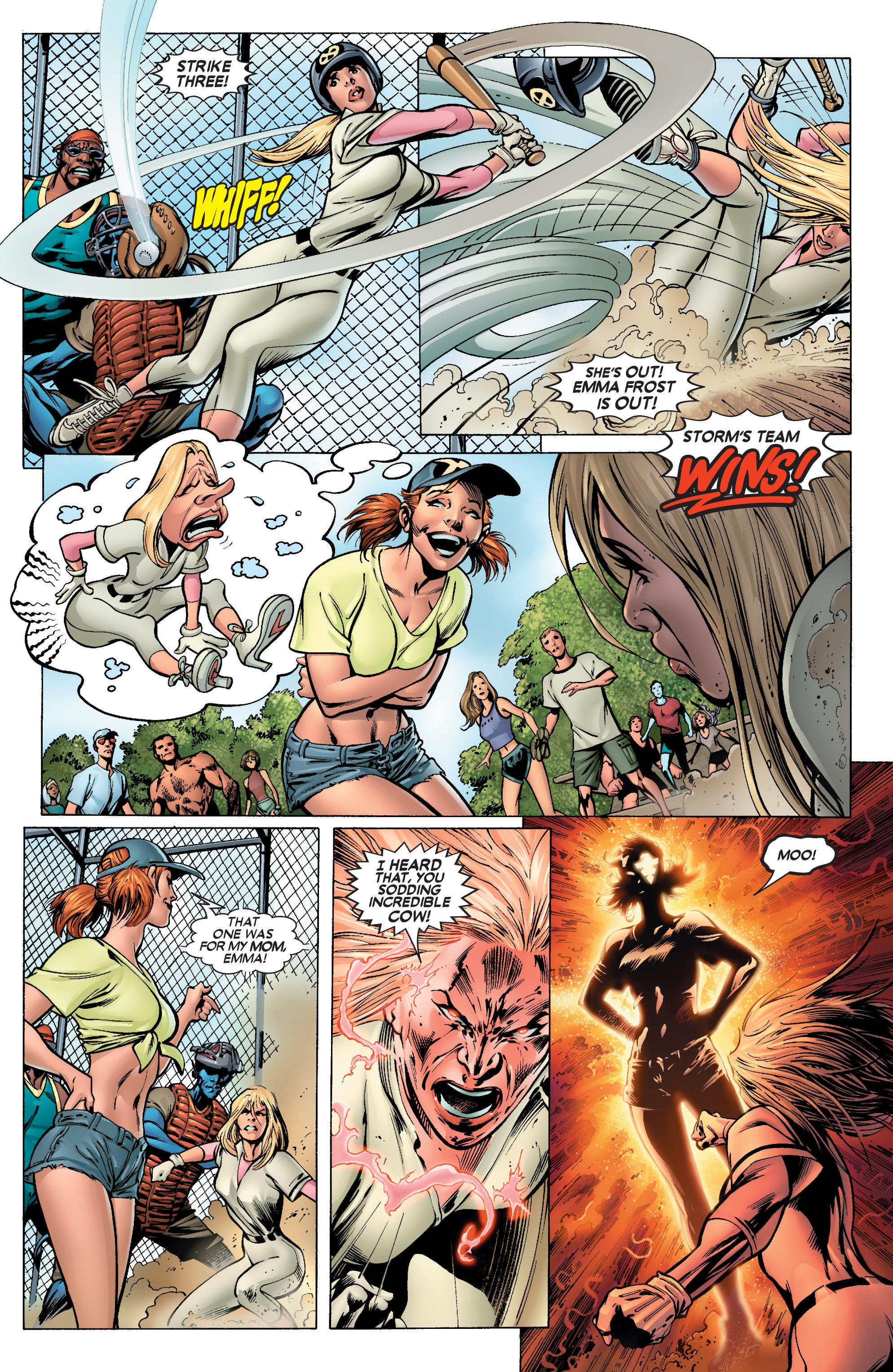 Read online Uncanny X-Men (1963) comic -  Issue #444 - 6