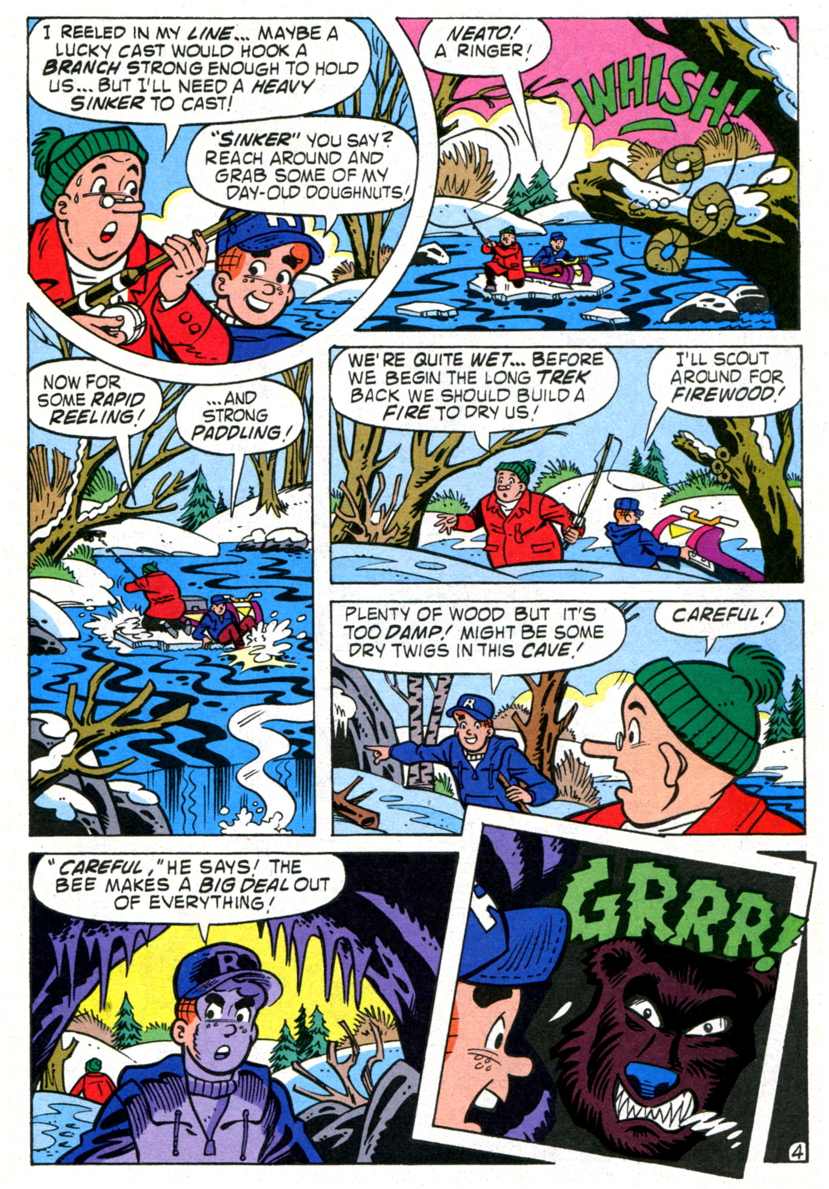 Read online World of Archie comic -  Issue #14 - 23