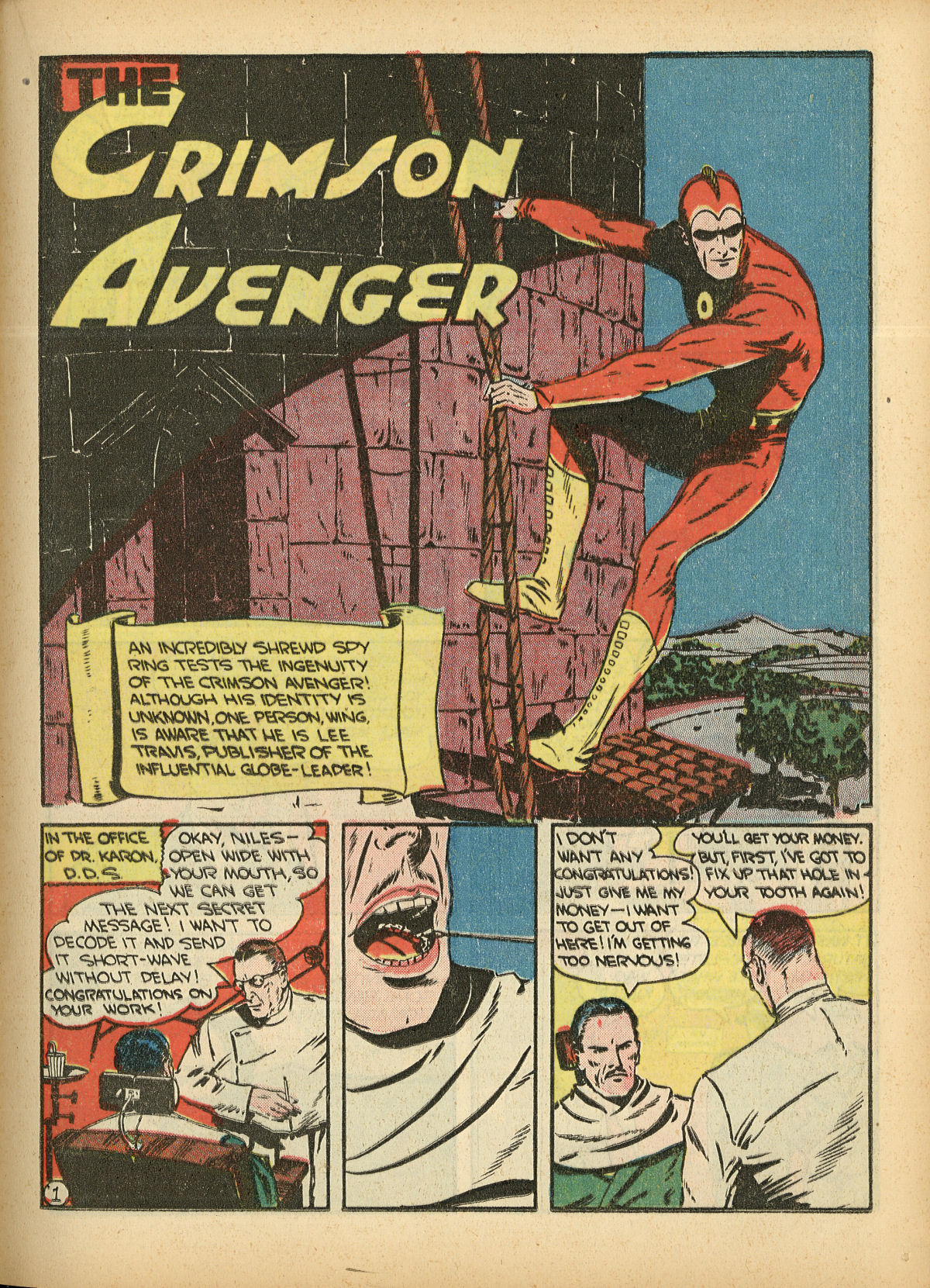 Read online Detective Comics (1937) comic -  Issue #55 - 23