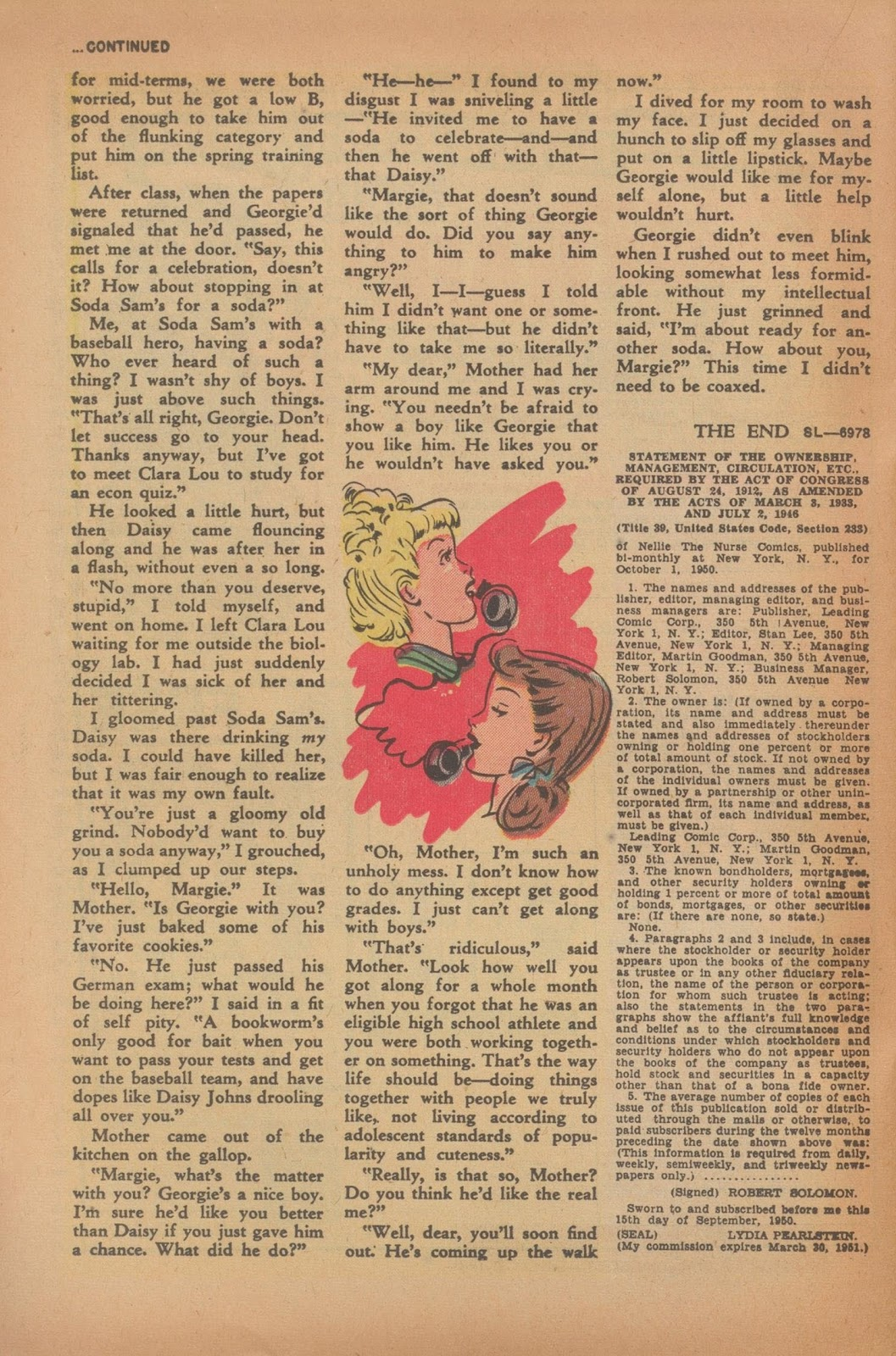 Nellie The Nurse (1945) issue 28 - Page 22